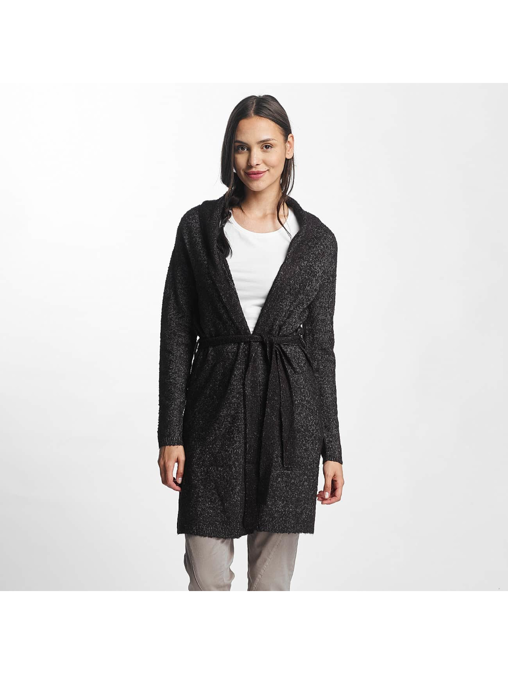 Sublevel Frauen Strickjacke Freja in schwarz