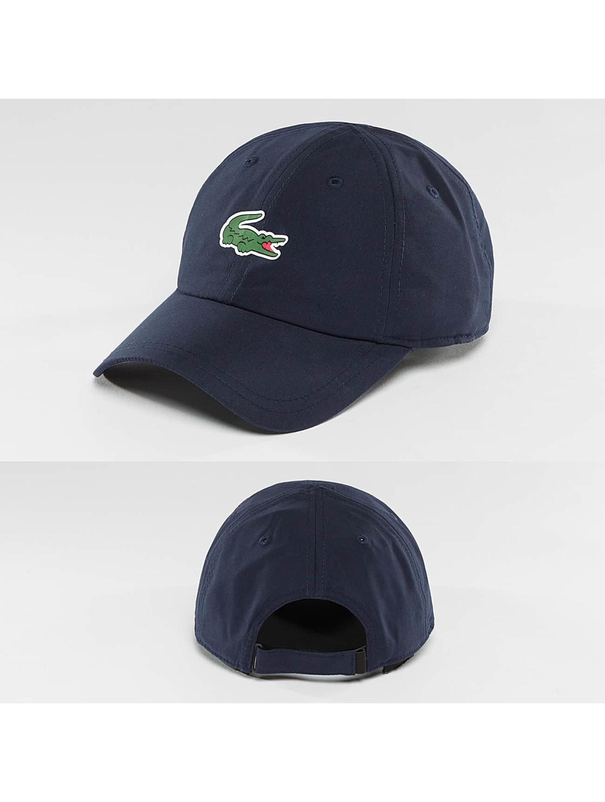 Lacoste Classic Männer,Frauen Snapback Cap Classic Snapback in blau