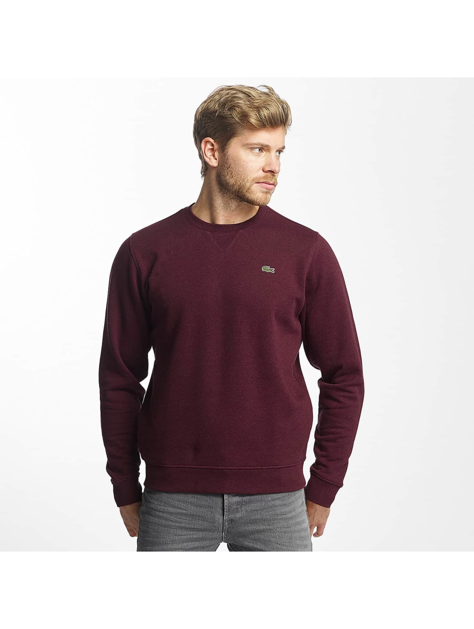Lacoste Classic Männer Pullover in rot