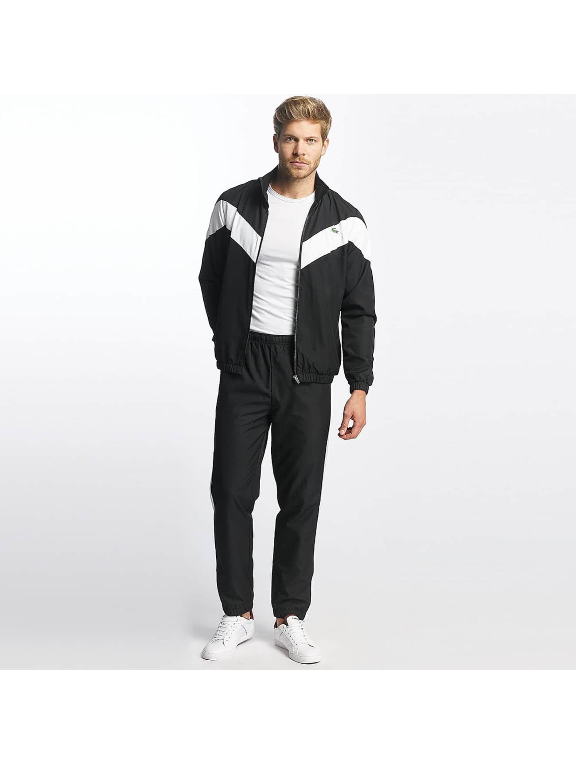 Lacoste Classic Männer Anzug Colorblocks II in schwarz