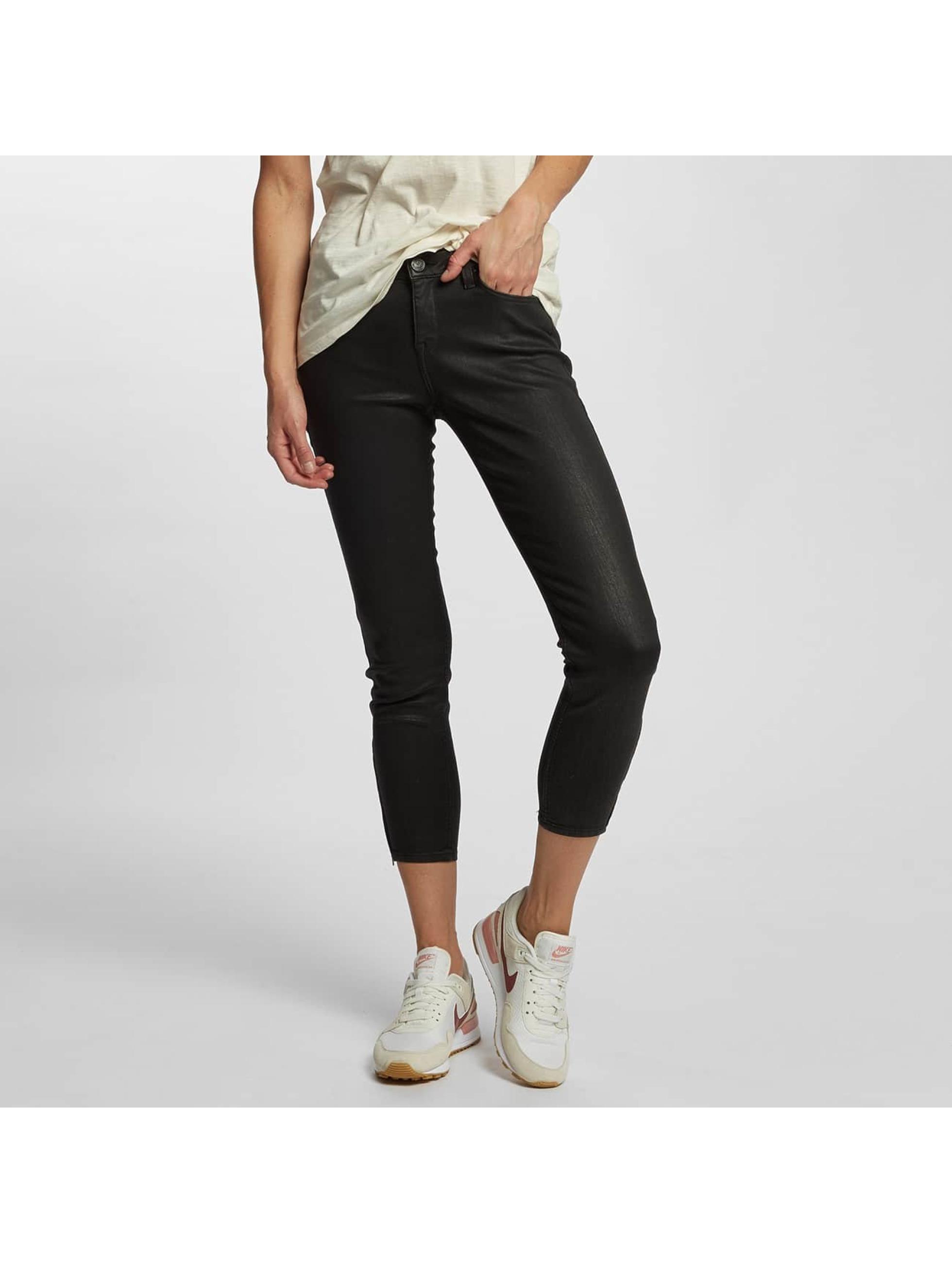 lee damen jeans skinny jeans scarlett cropped ebay. Black Bedroom Furniture Sets. Home Design Ideas