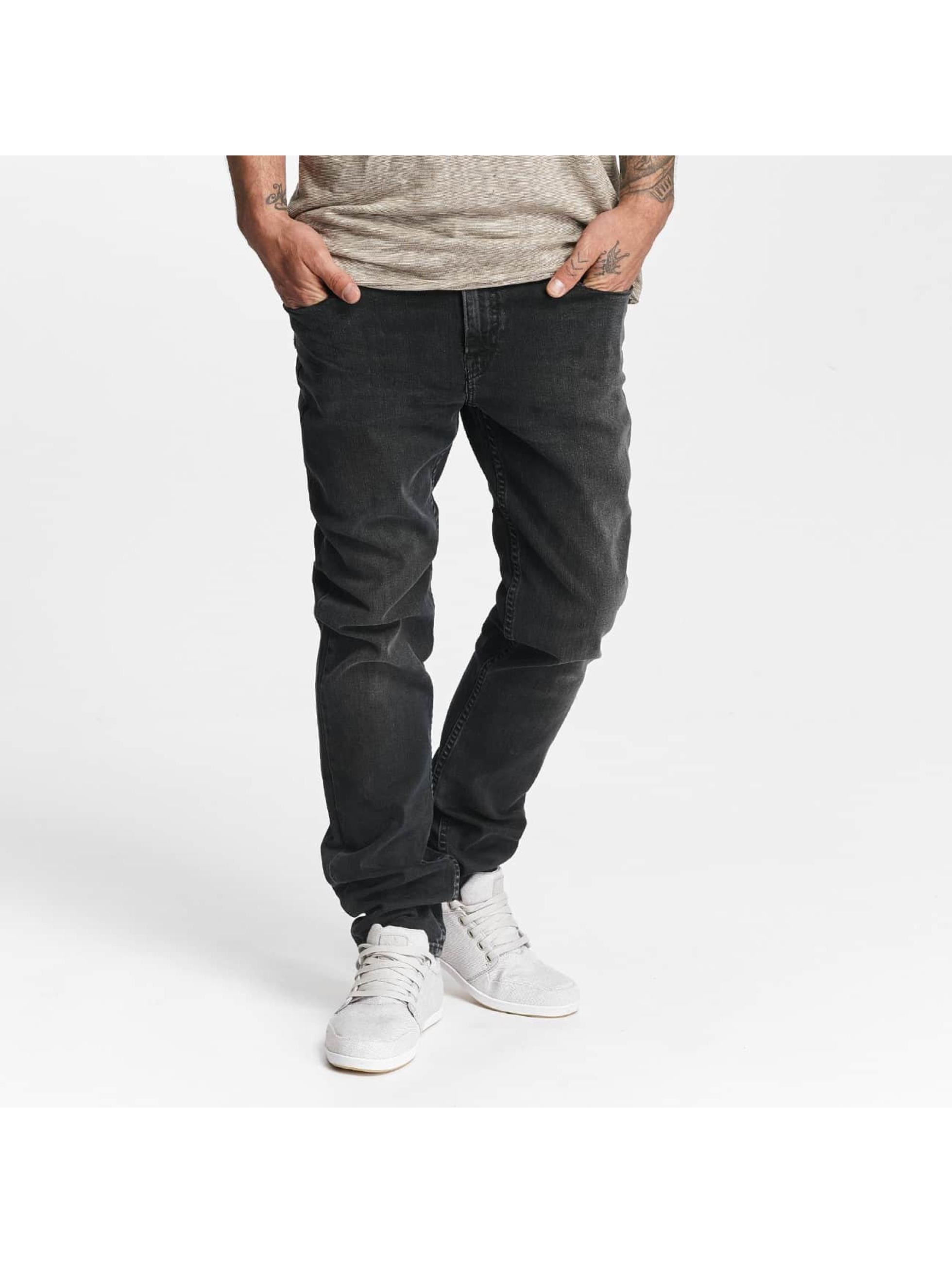 Lee Männer Slim Fit Jeans Rider in grau