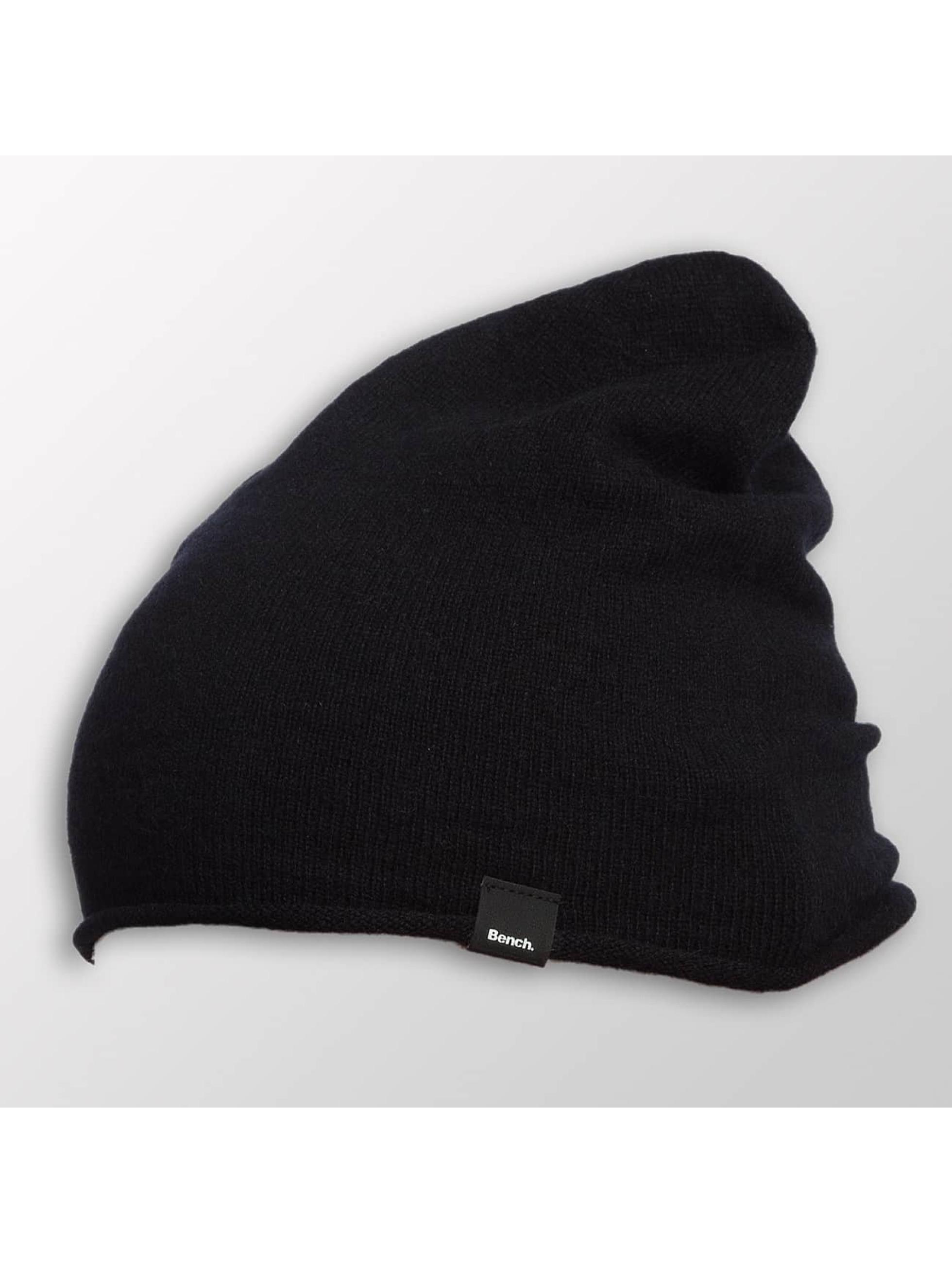 Bench Frauen Beanie Soft in schwarz