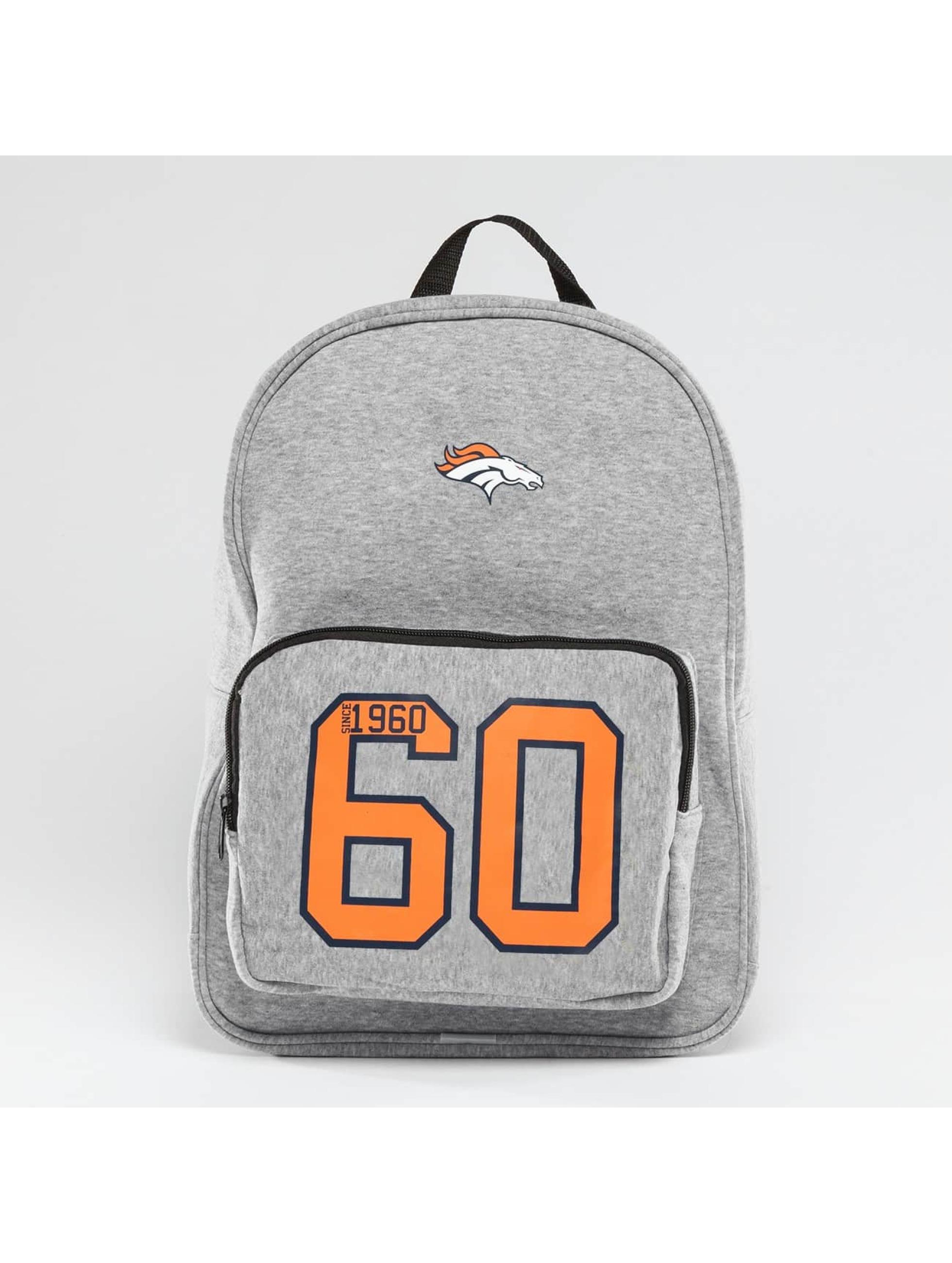 Forever Collectibles Männer,Frauen Rucksack NFL Denver Broncos in grau