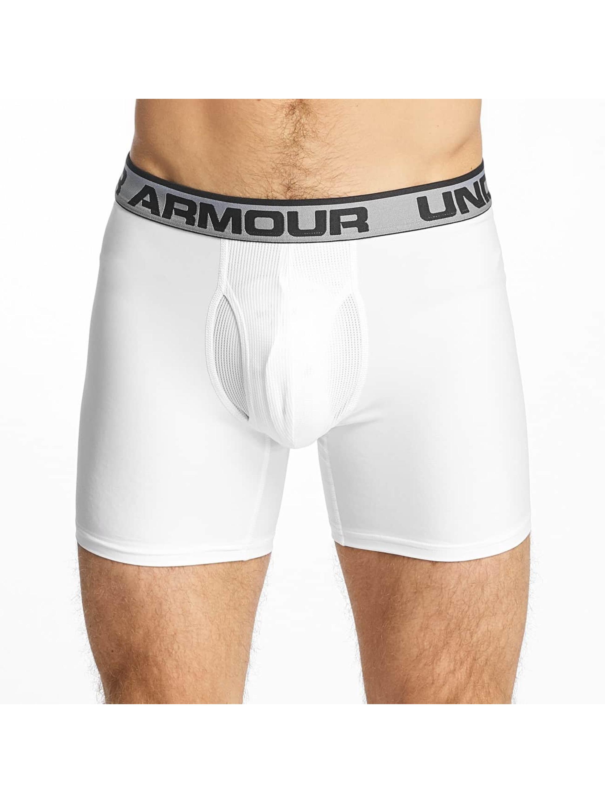 Under Armour Männer Boxershorts The Original 6´´ in weiß