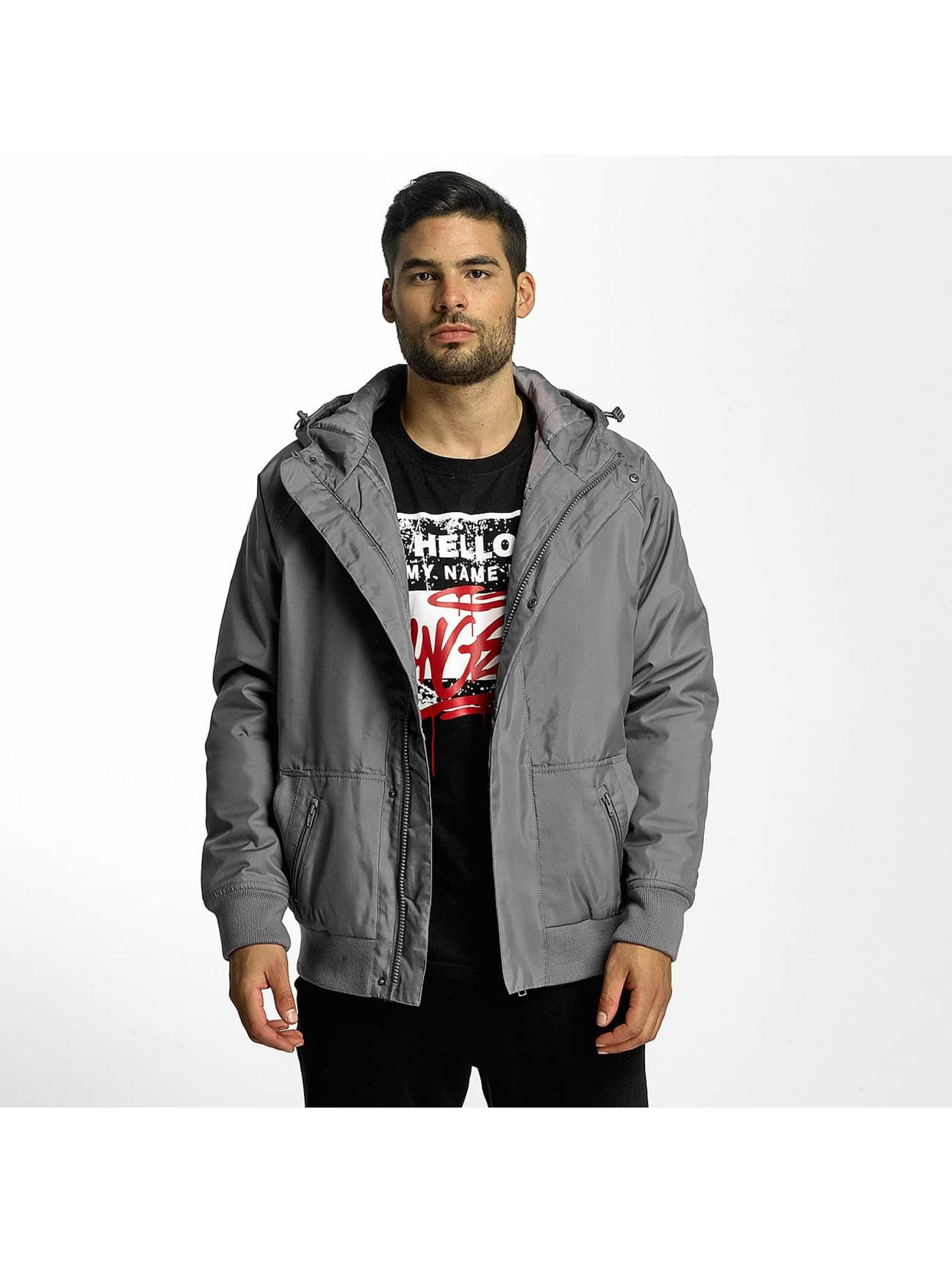 Dangerous DNGRS / Winter Jacket Orlando in grey XL