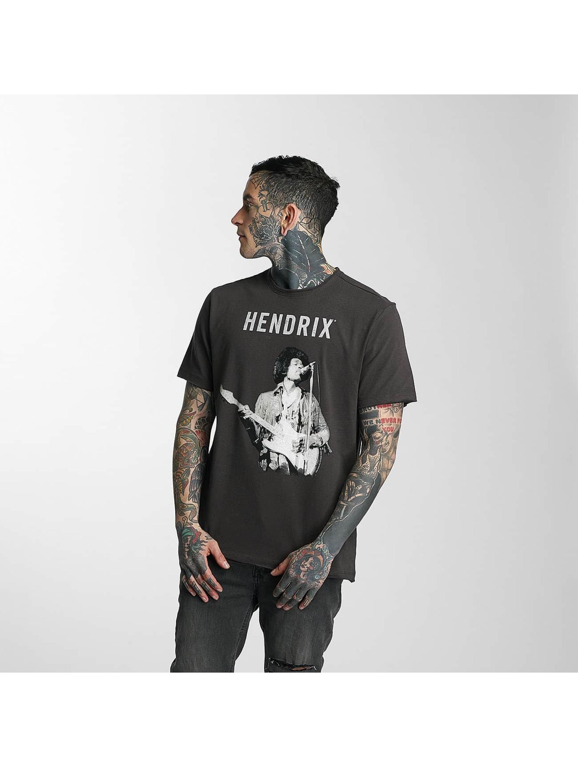 Amplified Männer T-Shirt Jimi Hendrix Experience in grau