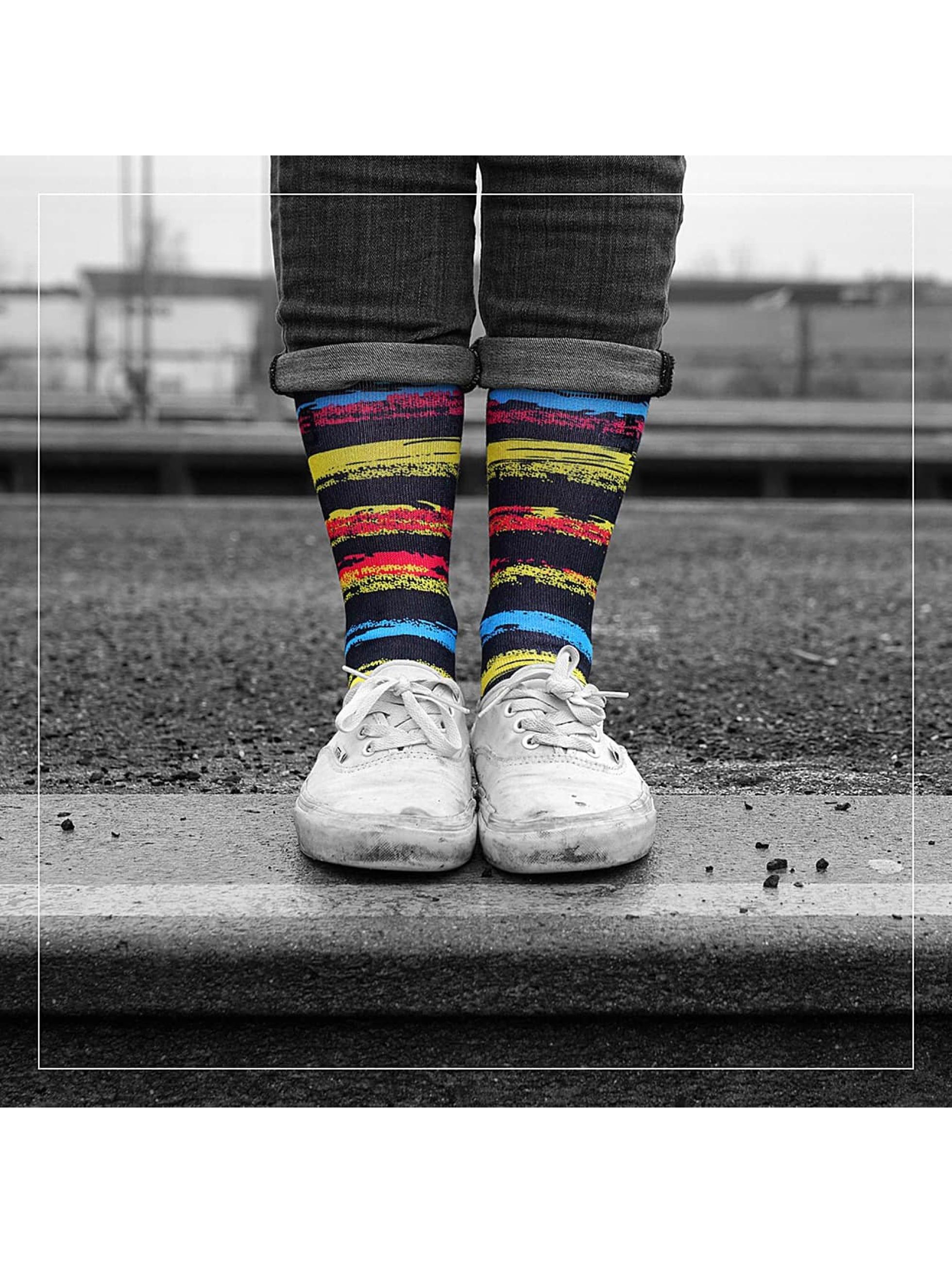 LUF SOX Männer,Frauen Socken Holiday in bunt