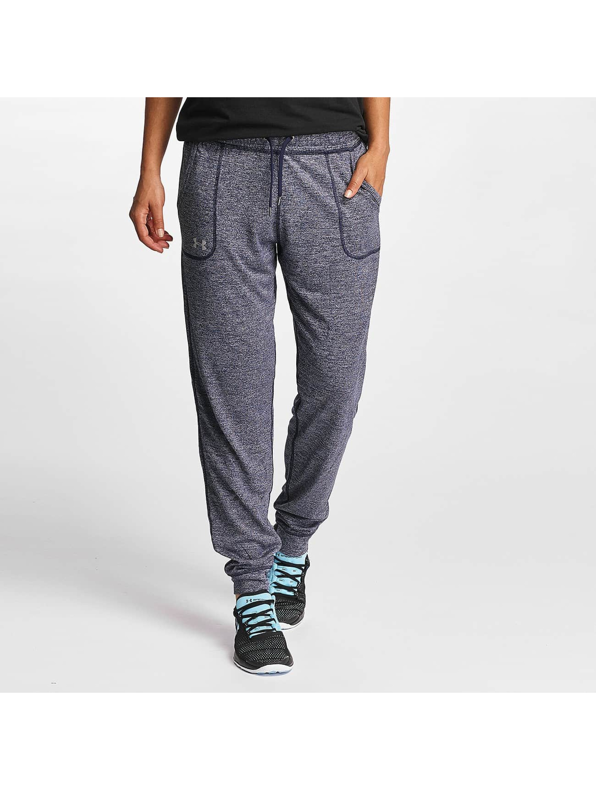 Under Armour Frauen Jogginghose Tech Twist in blau