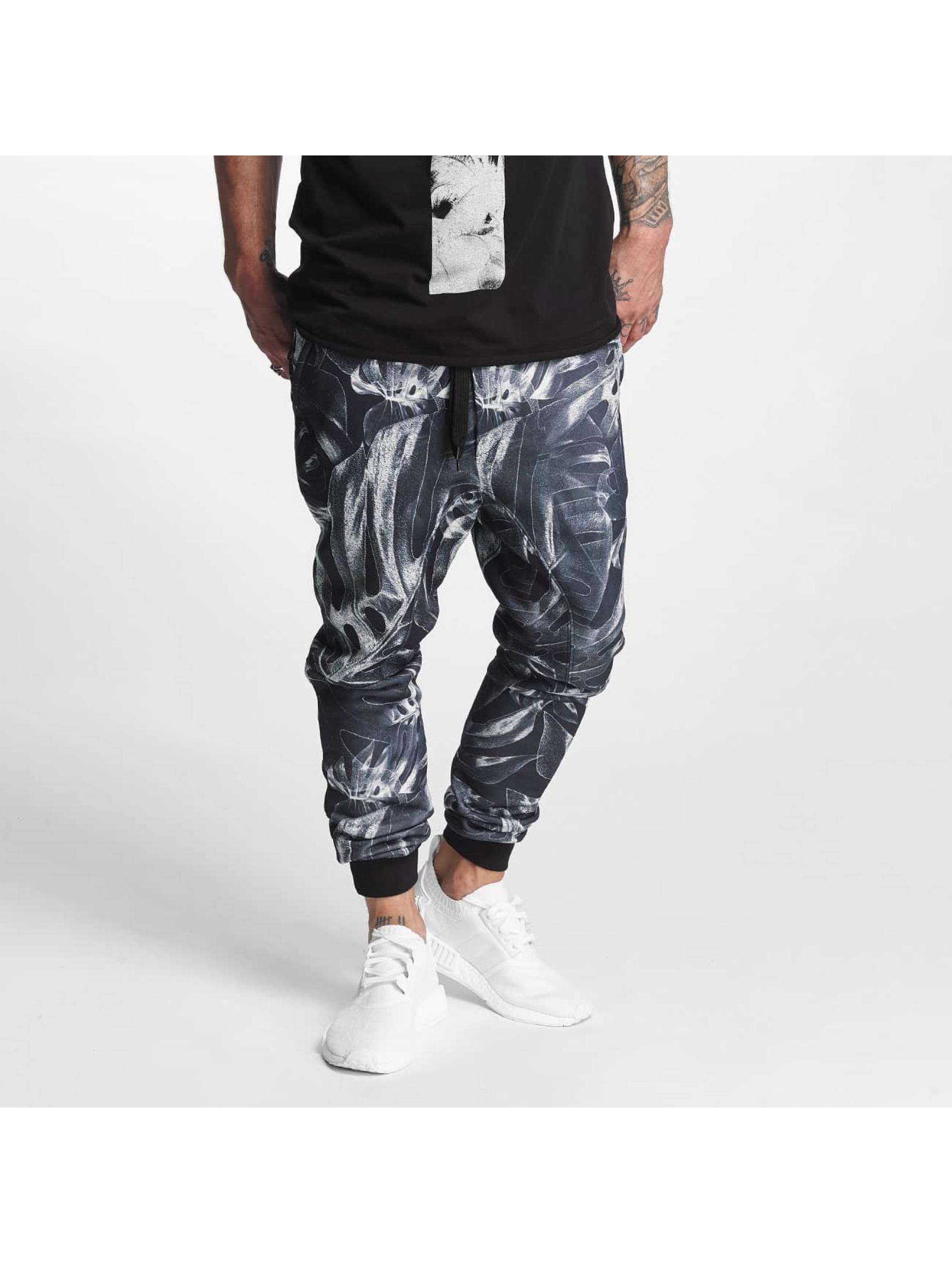 VSCT Clubwear Männer Jogginghose Palm X-Ray in bunt