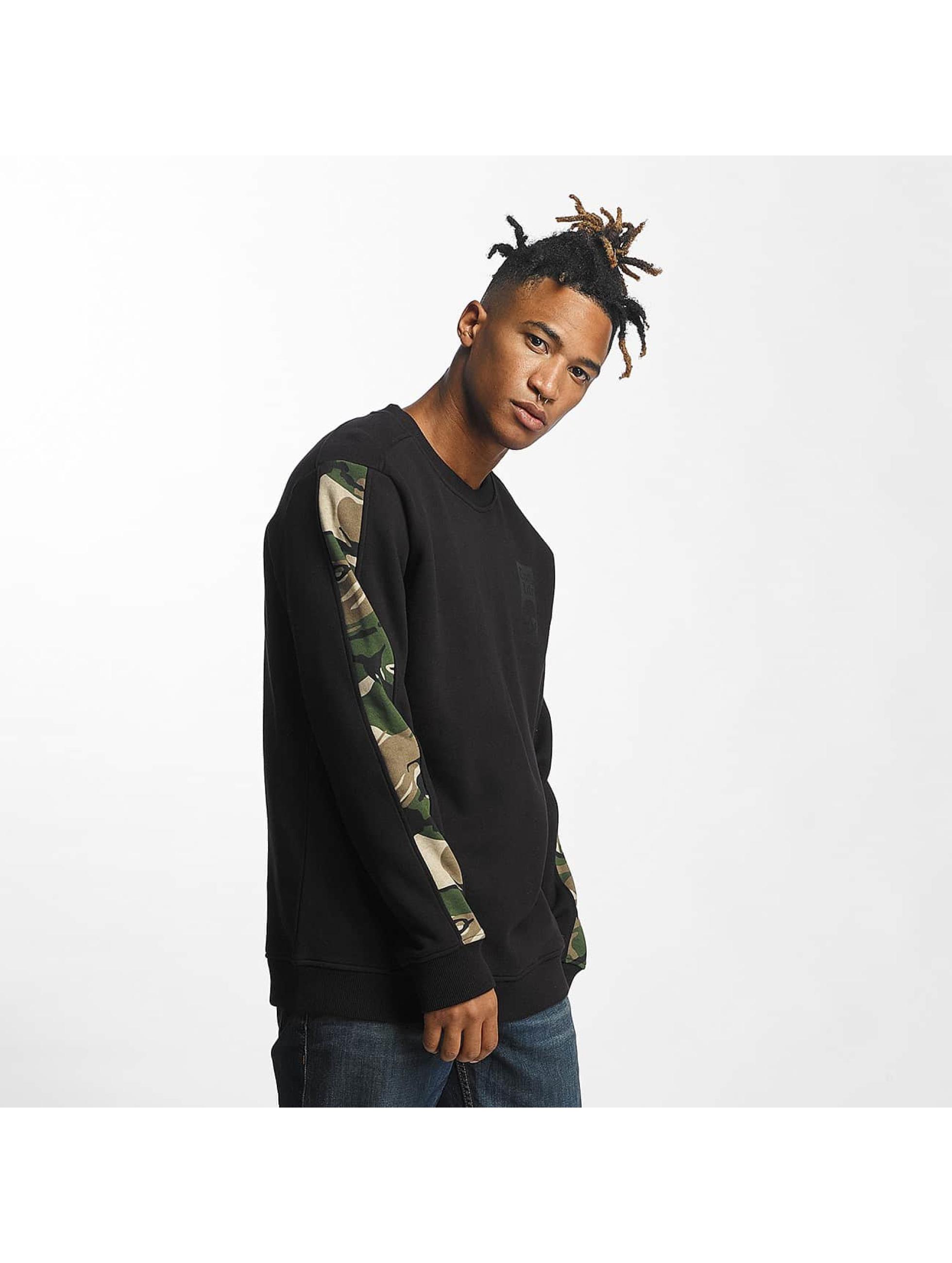 Thug Life Männer Pullover Simple in schwarz