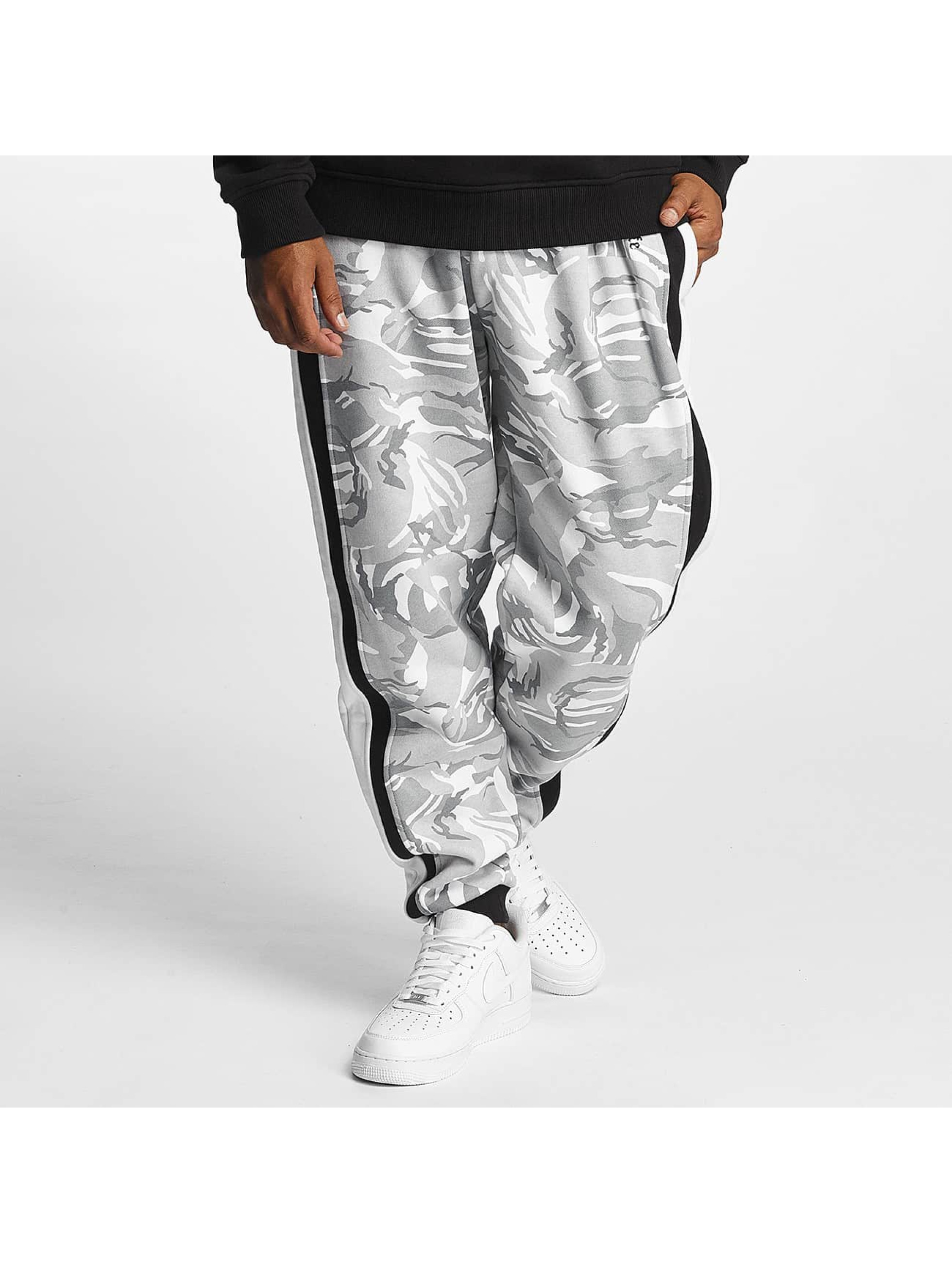 Thug Life / Sweat Pant Lecter in white XL