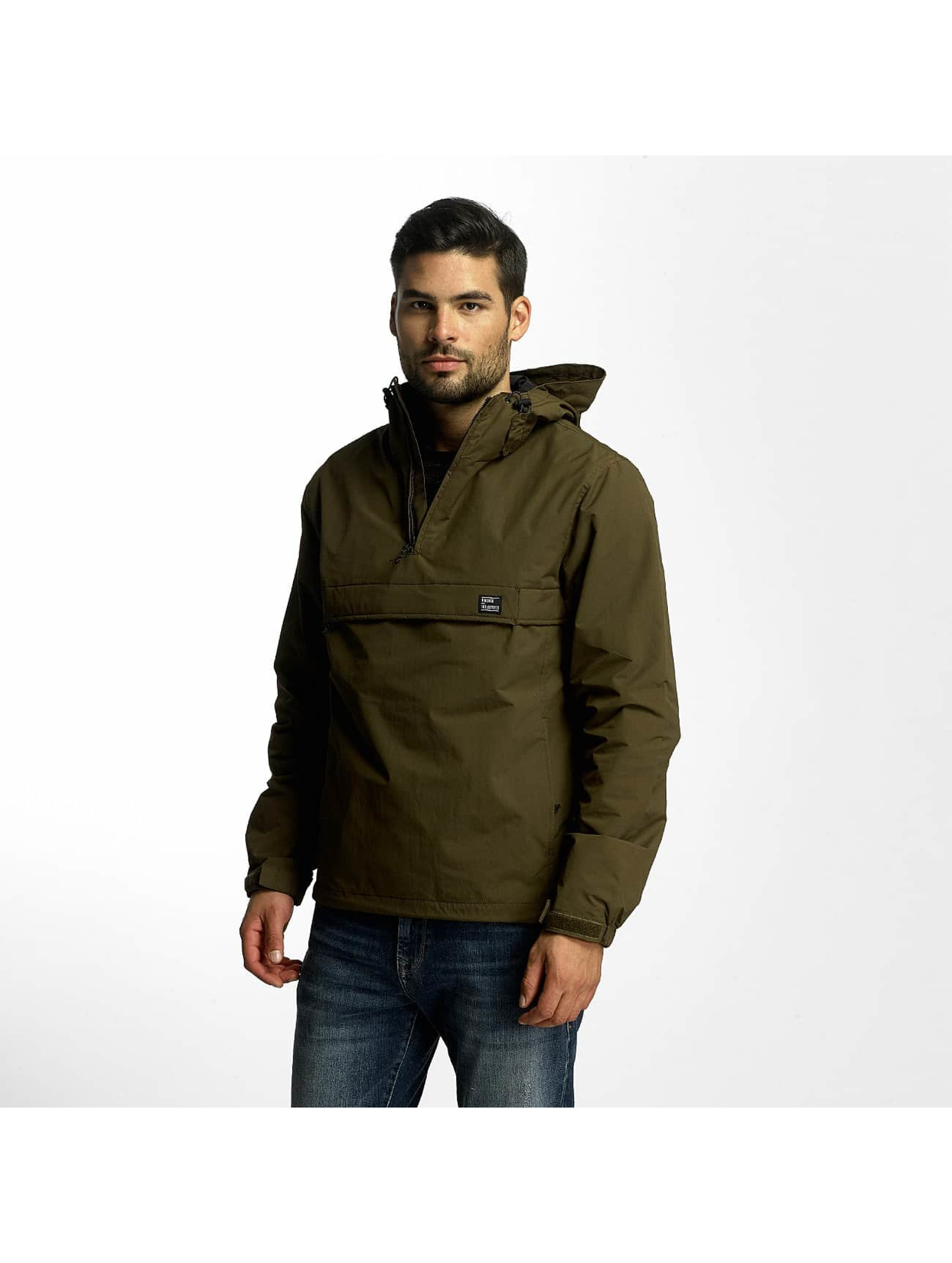 Vintage Industries Männer Übergangsjacke Shooter in olive