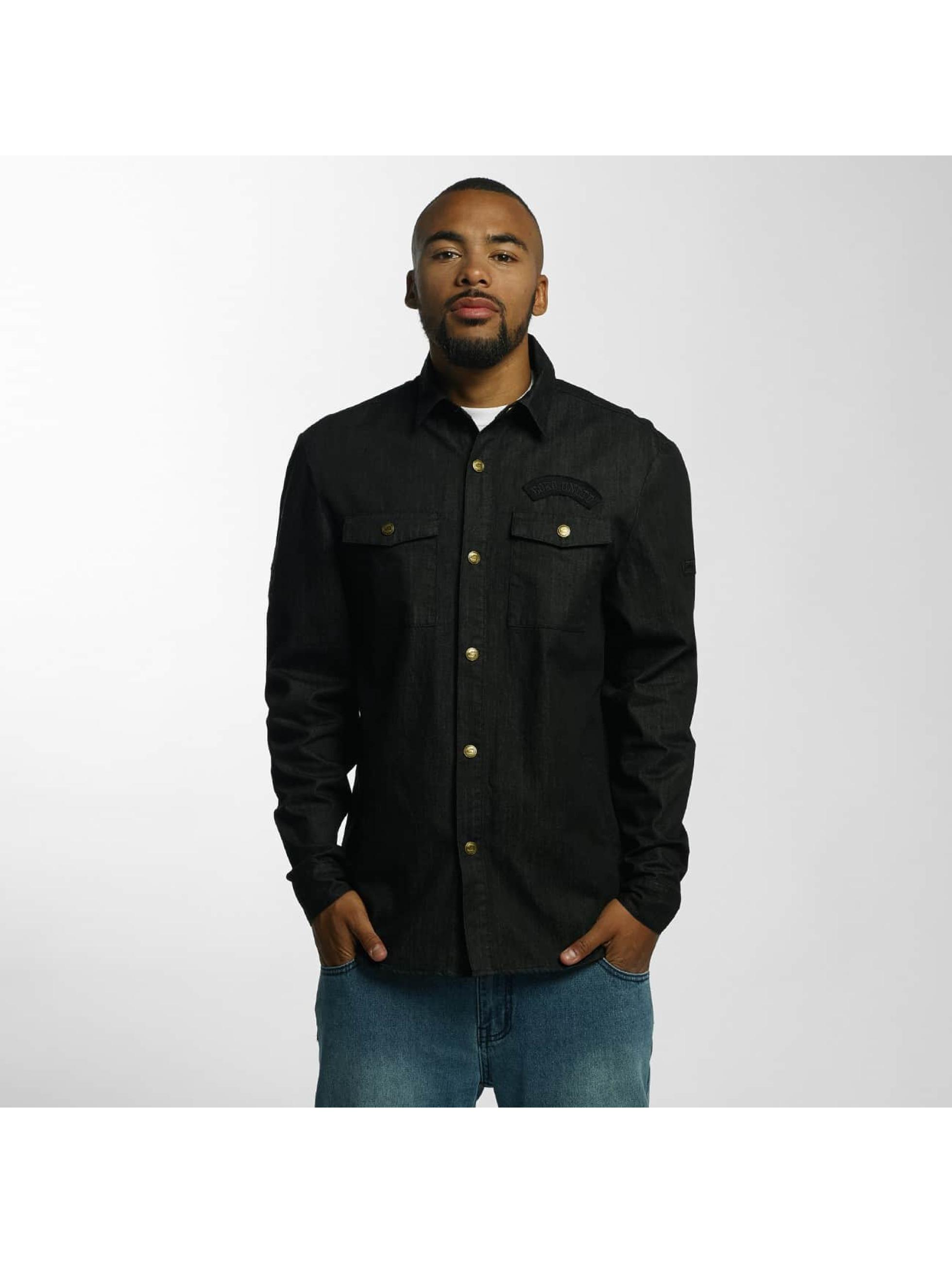 Ecko Unltd. / Shirt Jeans in black XL