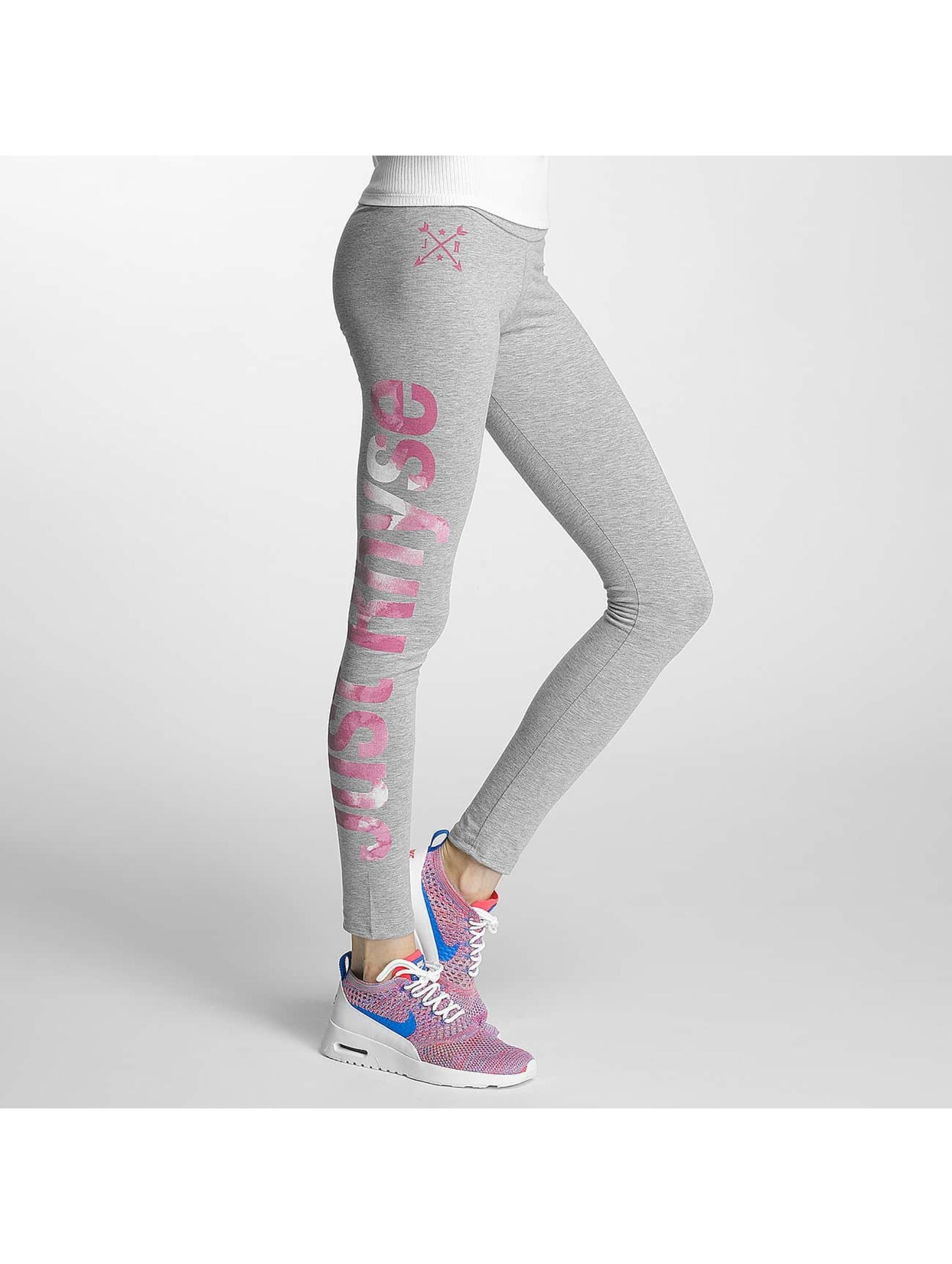 Just Rhyse Frauen Legging Unimak in grau