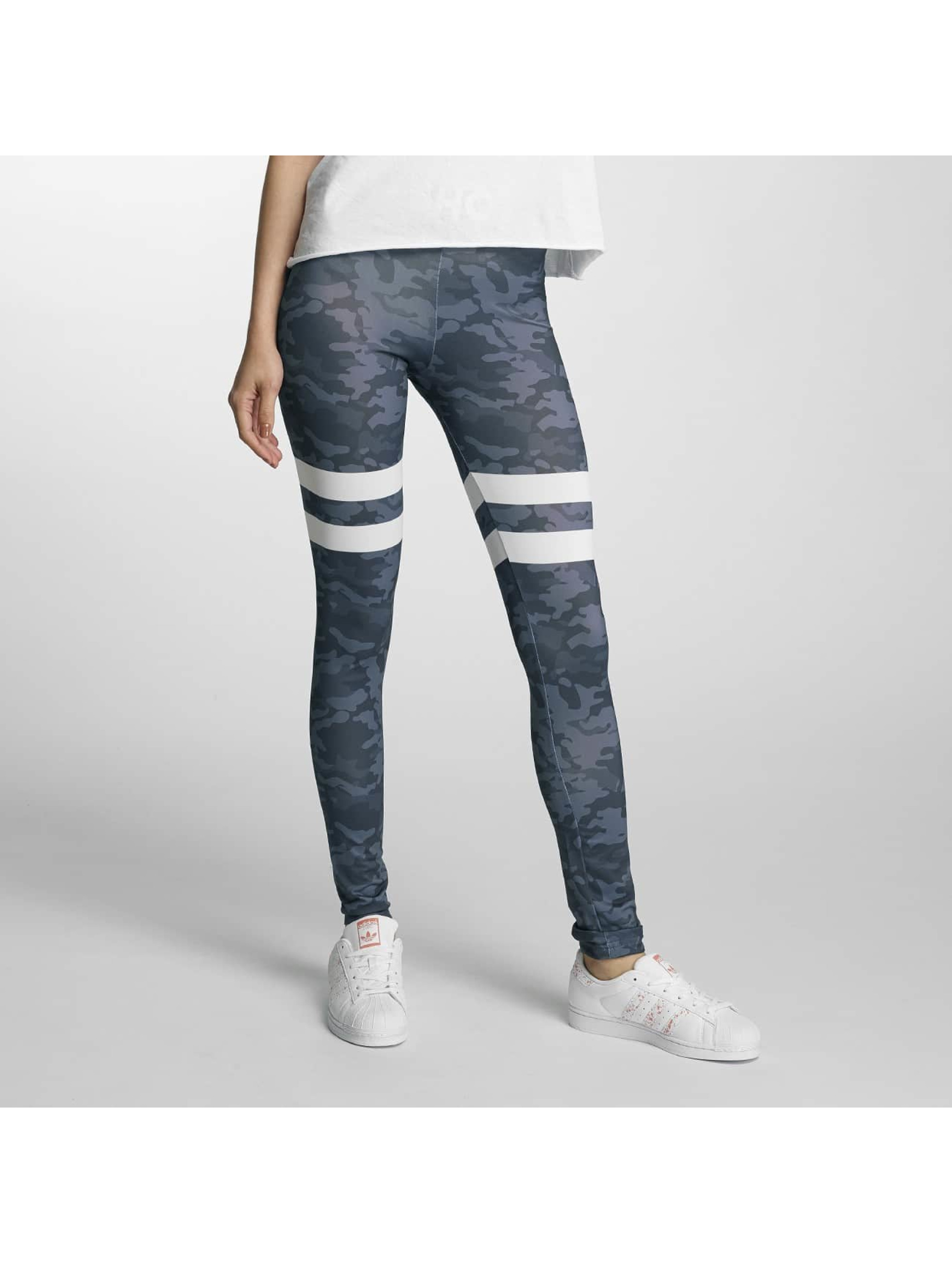 Who Shot Ya? / Legging/Tregging Booty in grey L
