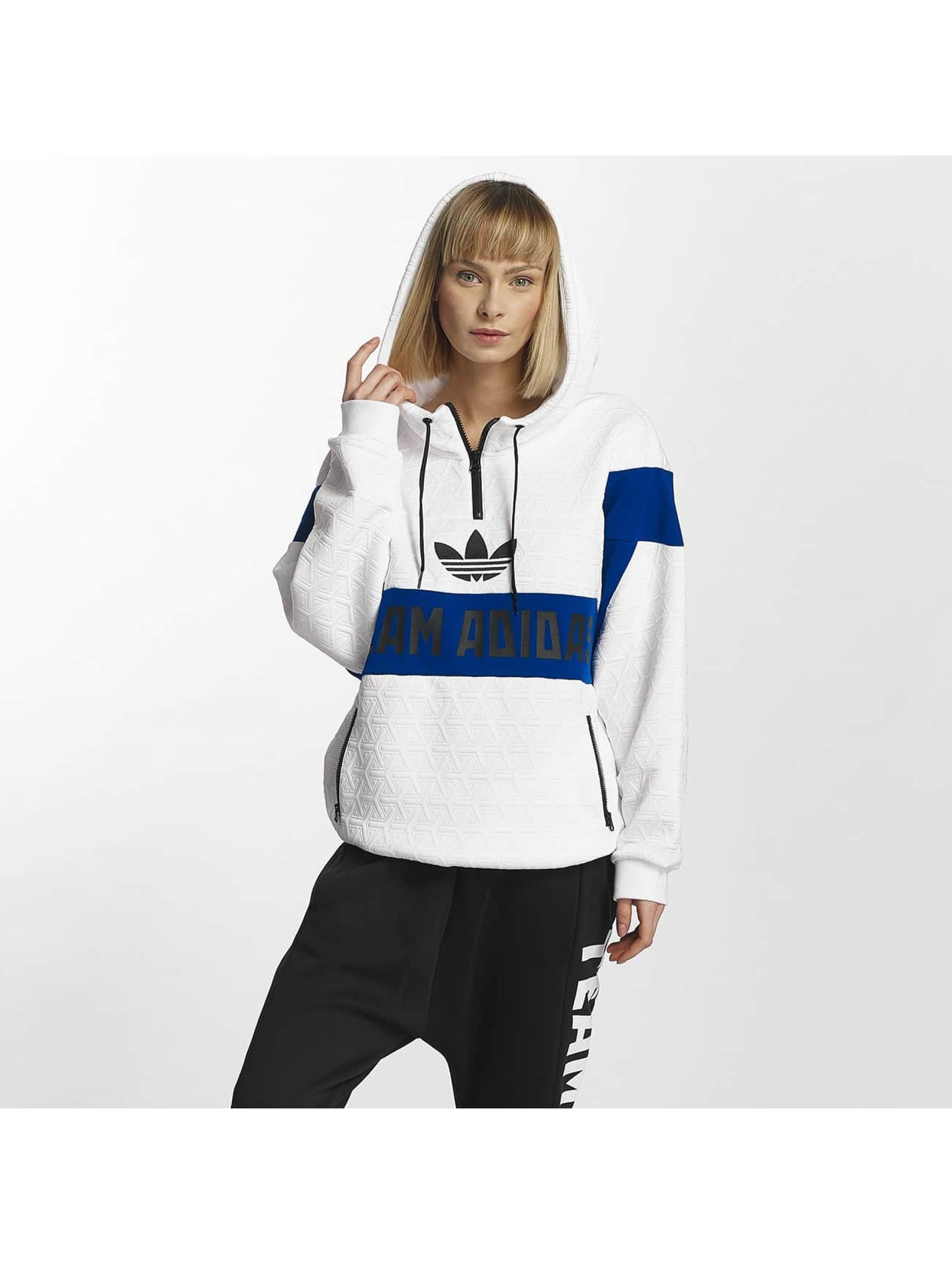 adidas Frauen Hoody Archive in weiß