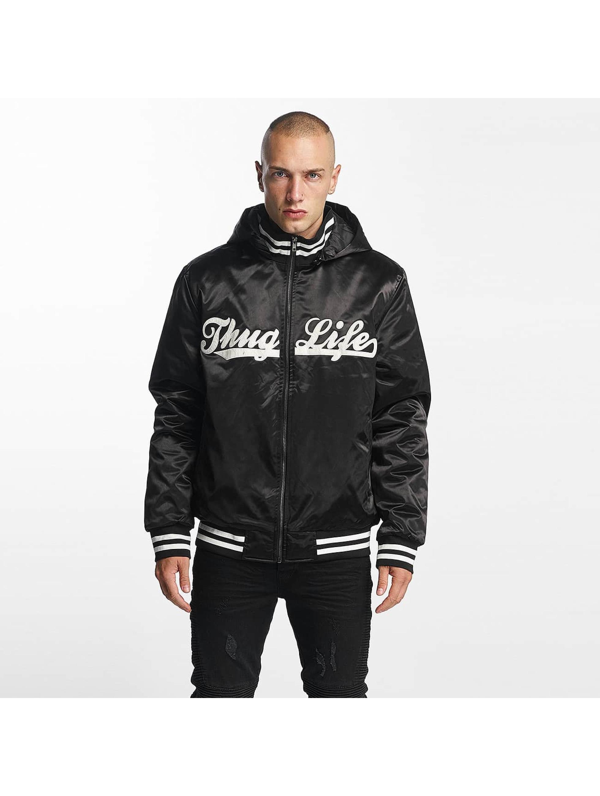 Thug Life / Bomber jacket New York in black XL
