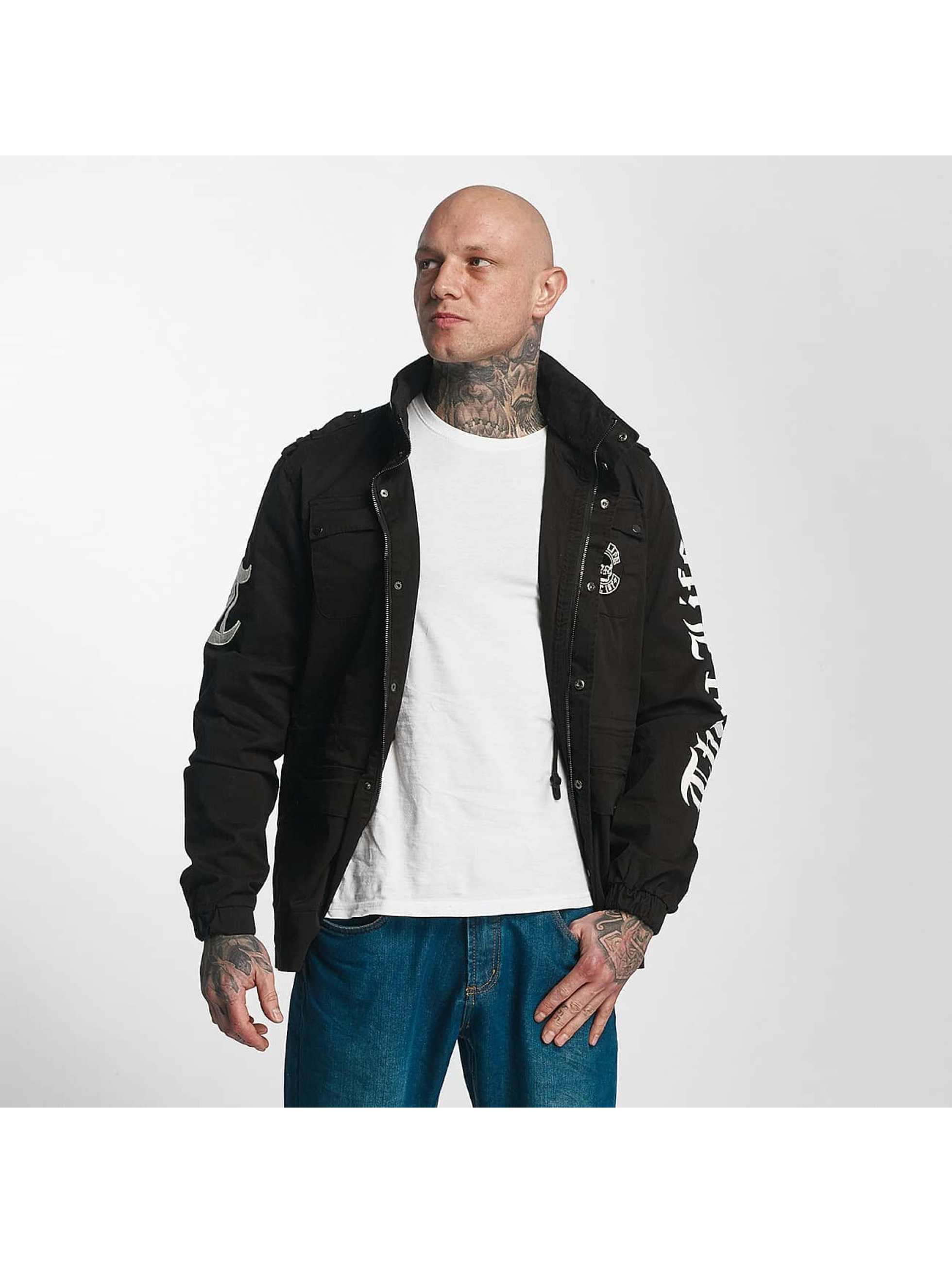 Thug Life / Lightweight Jacket 187 in black M