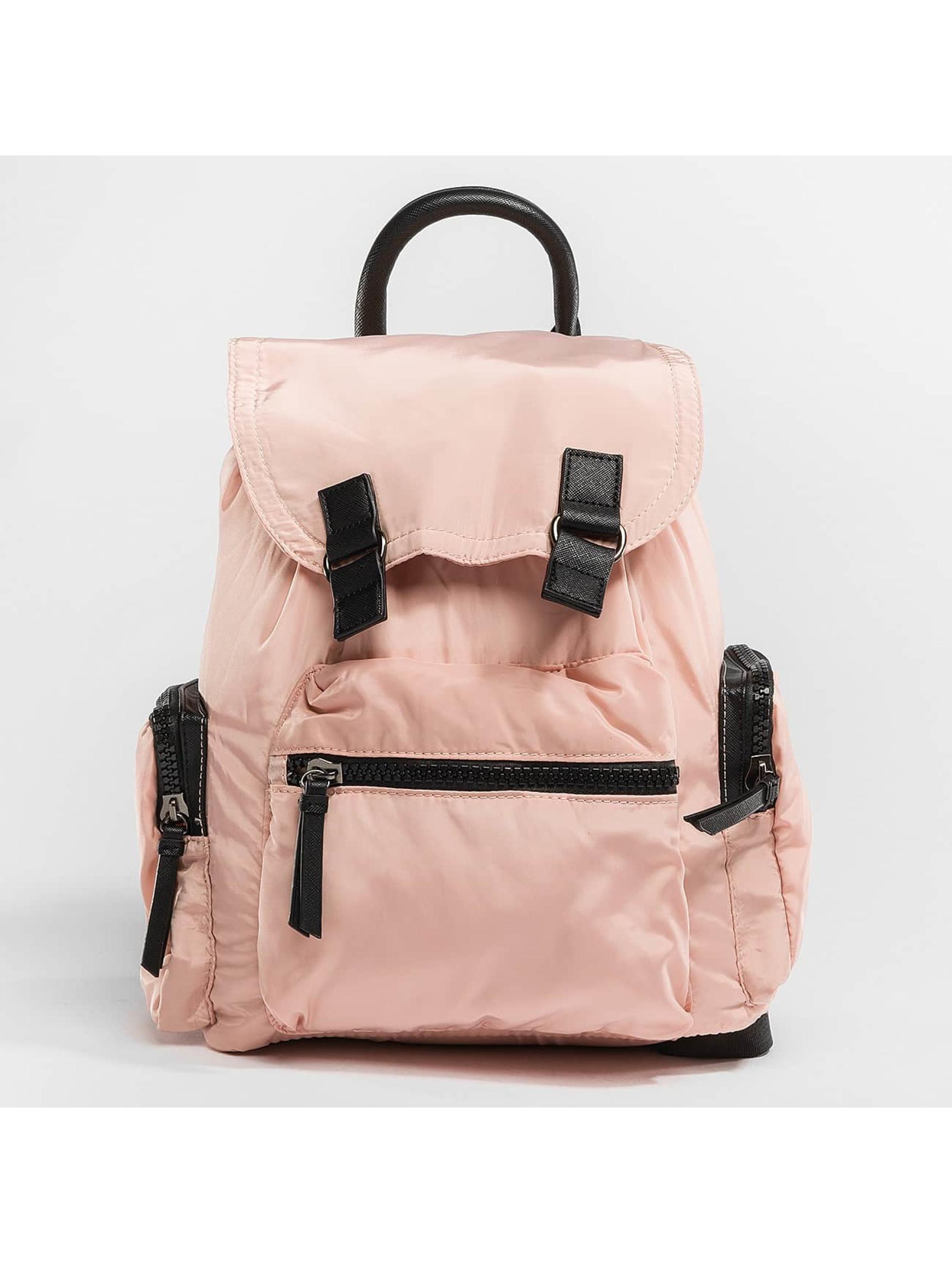 Vero Moda Frauen Rucksack vmBuba Nylon in rosa