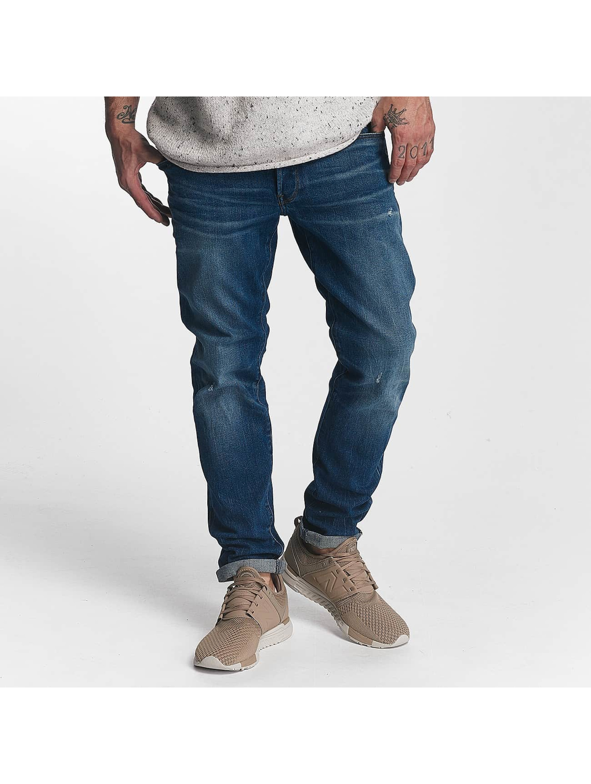 G-Star Männer Slim Fit Jeans 3301 RL in blau