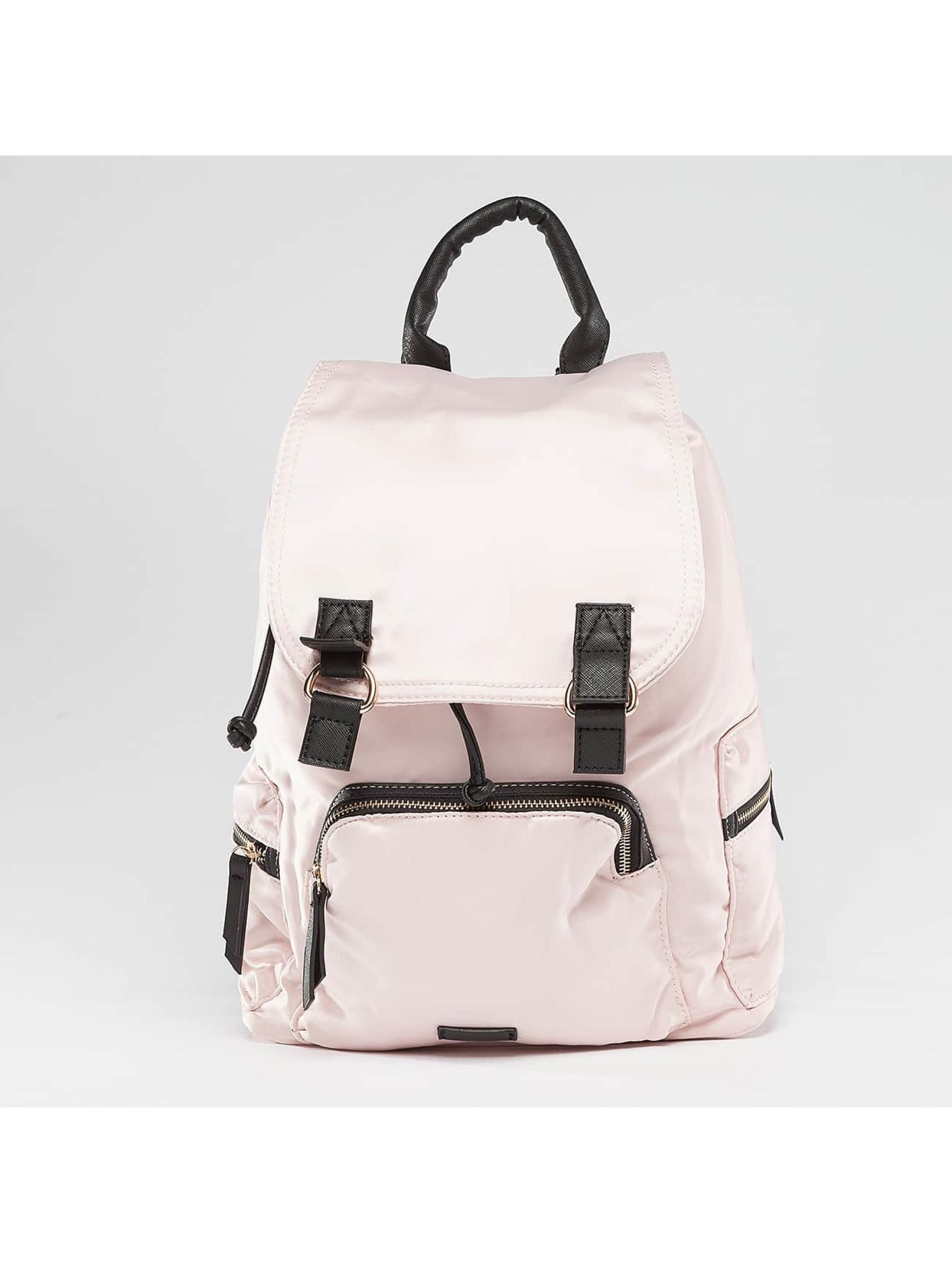 Hailys Frauen Rucksack Bomba in rosa