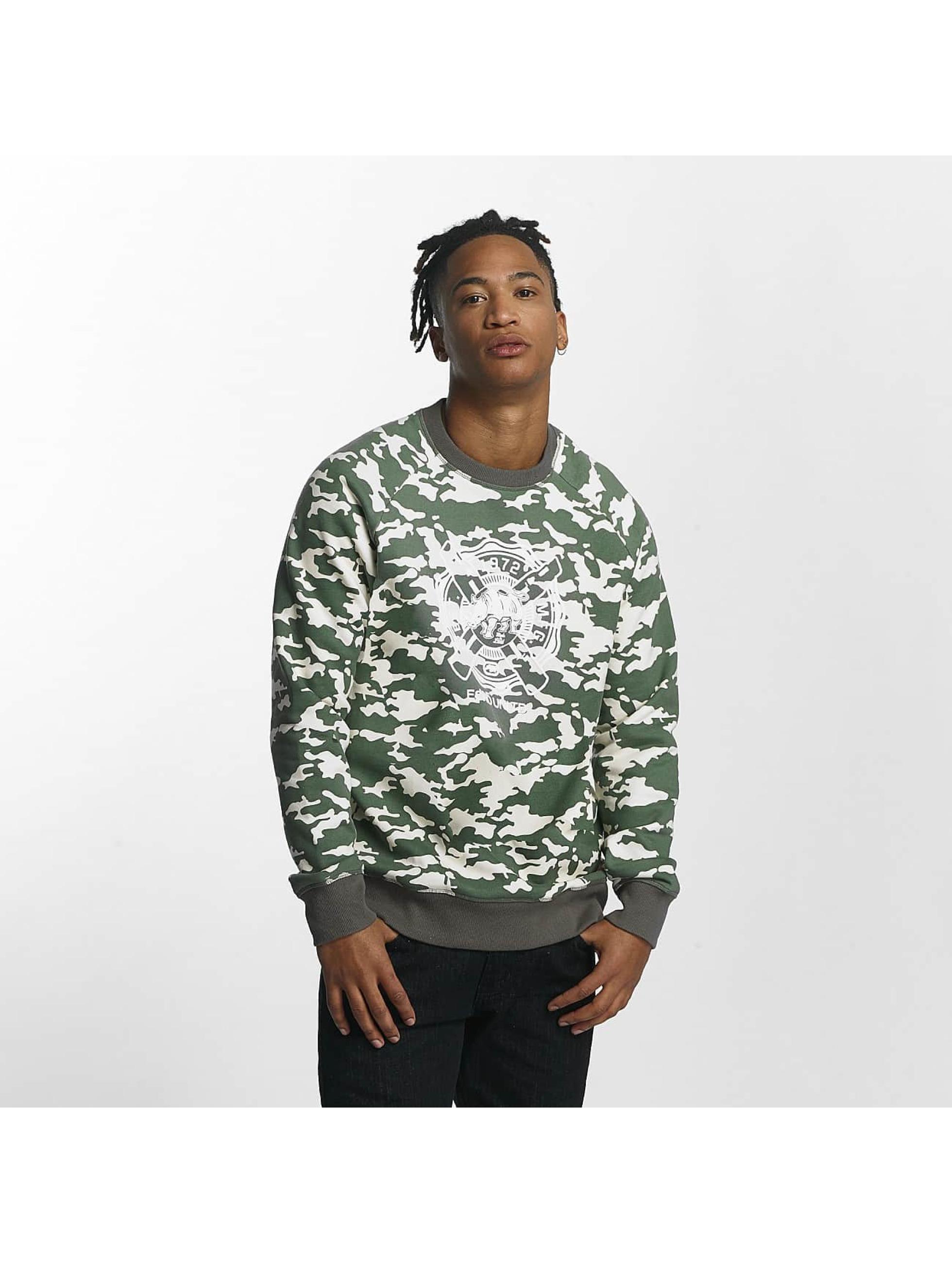 Ecko Unltd. / Pullover BananaBeach in camouflage XL