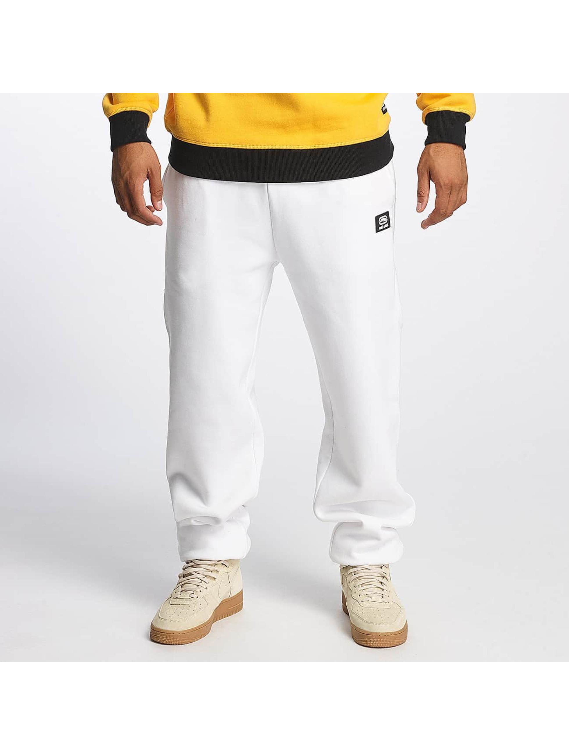 Ecko Unltd. / Sweat Pant SkeletonCoast in white XL