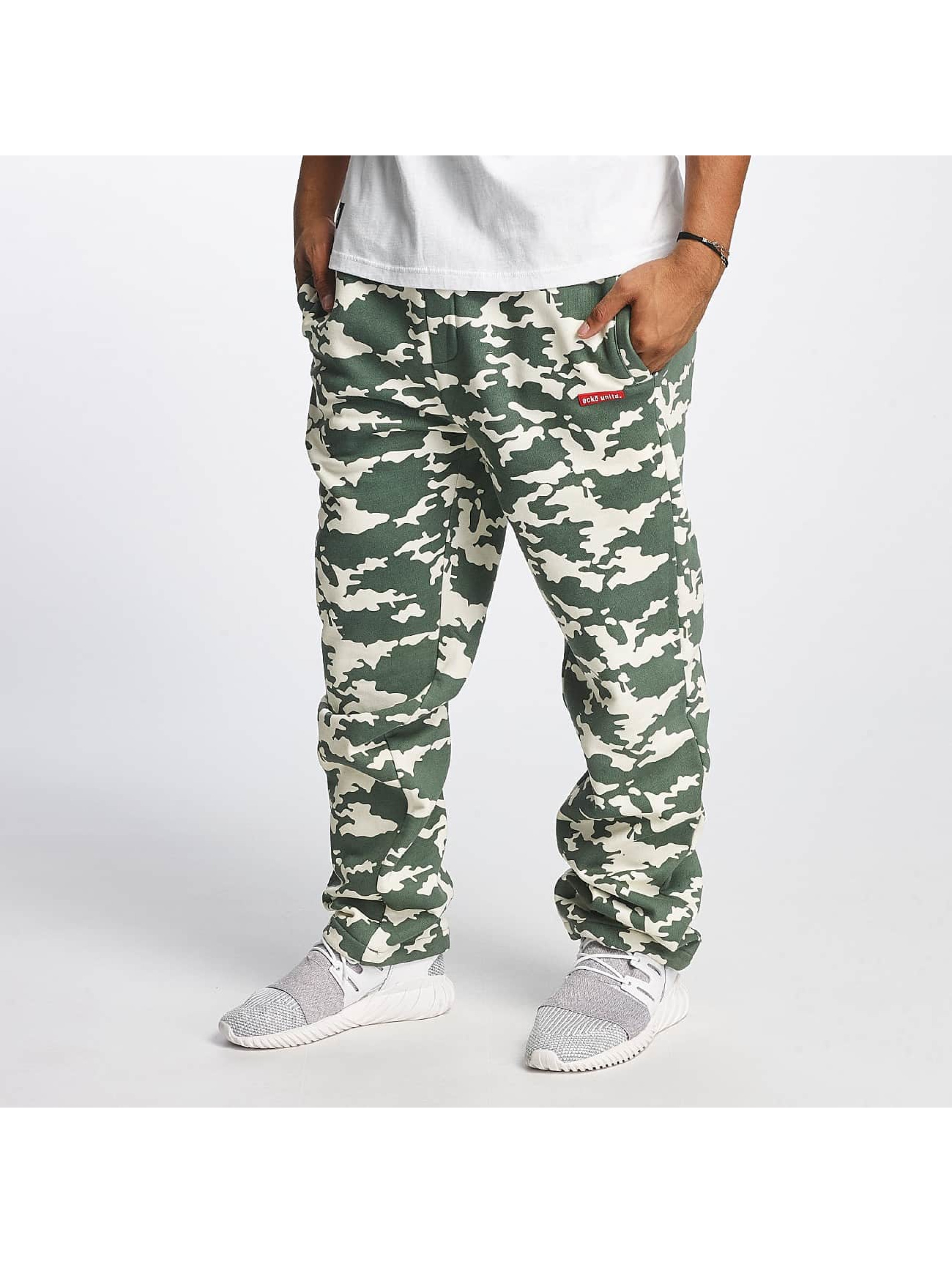 Ecko Unltd. / Sweat Pant BananaBeach in camouflage XL