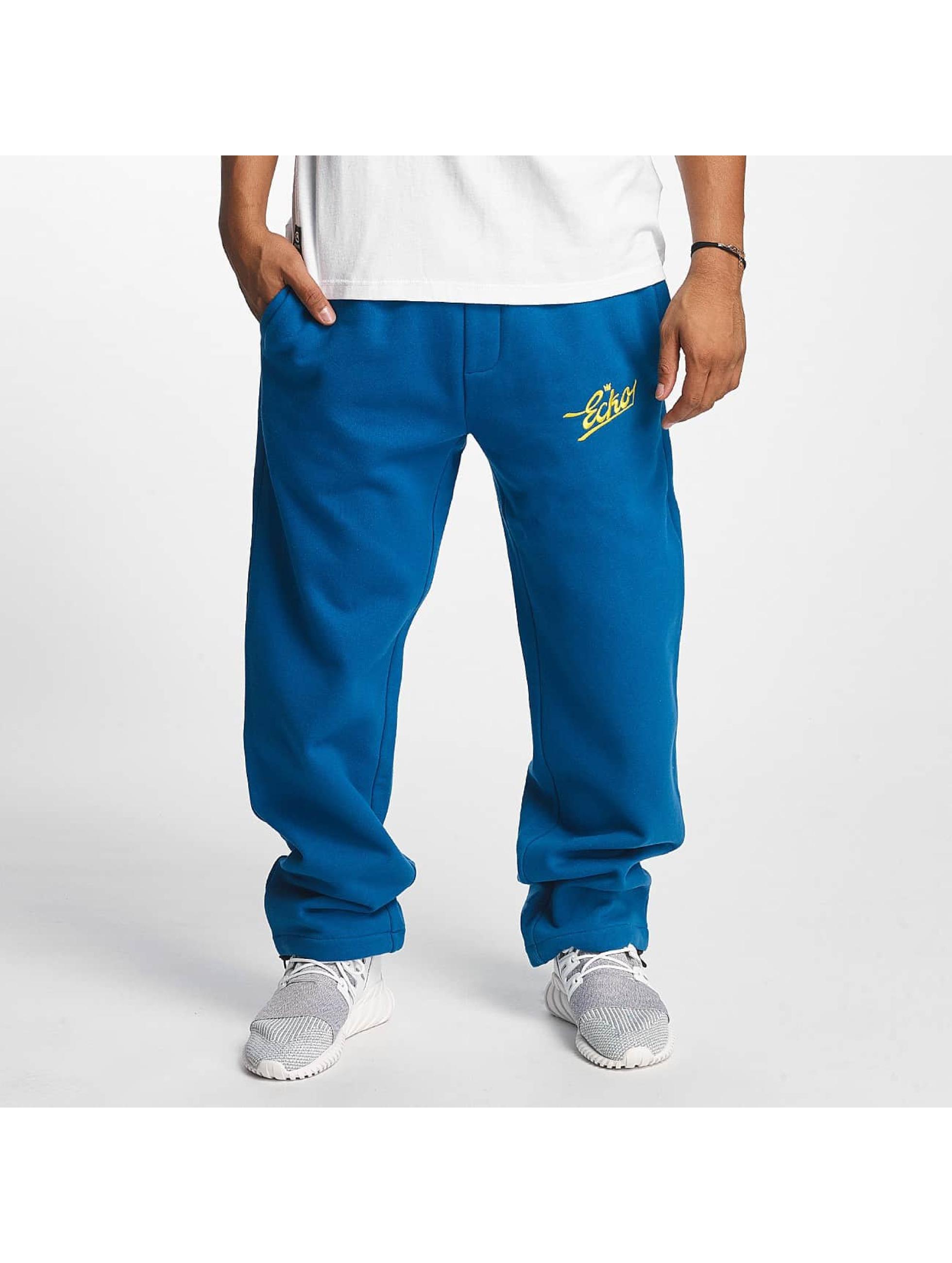 Ecko Unltd. / Sweat Pant Gordon`s Bay in blue XL