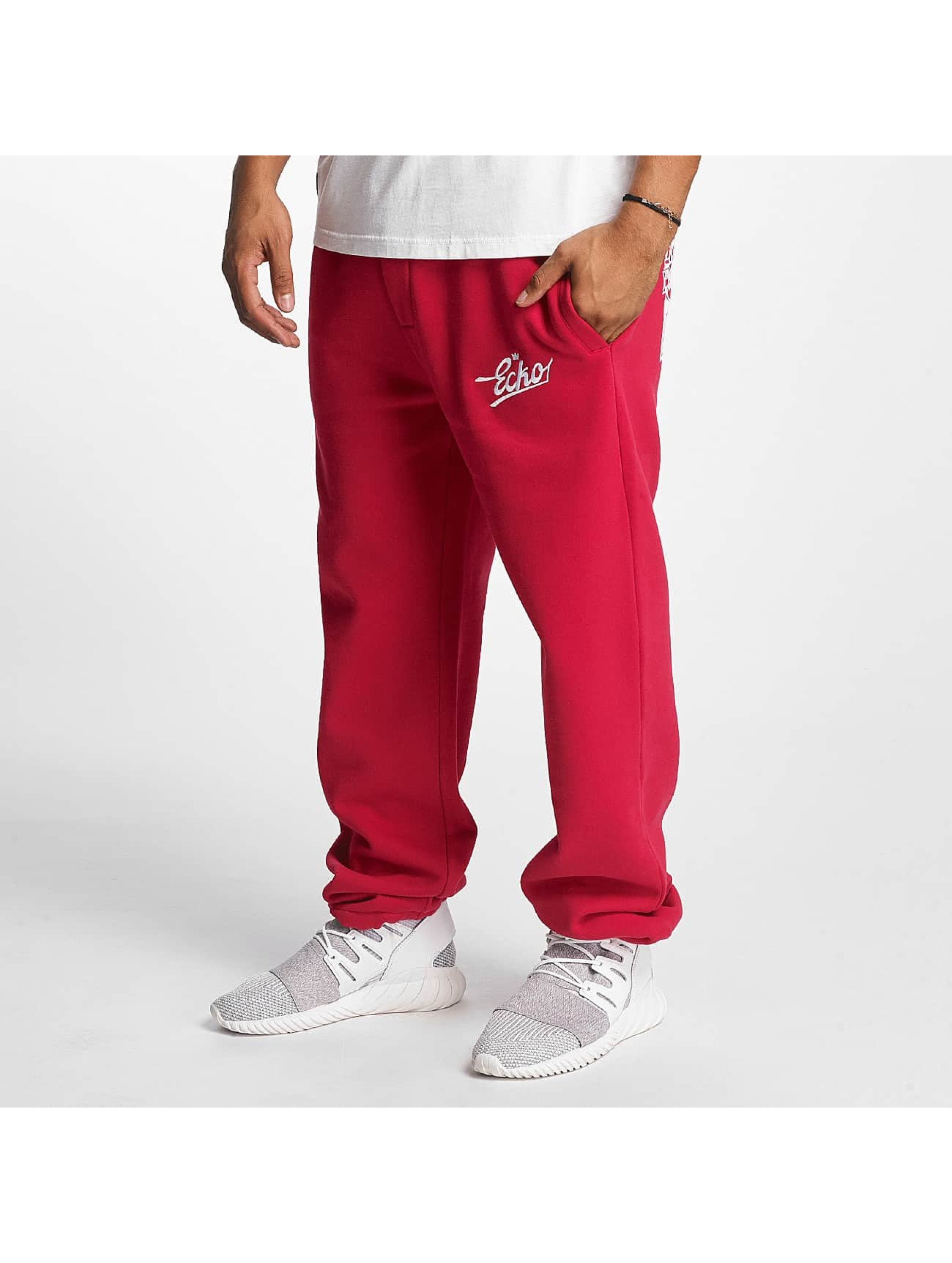 Ecko Unltd. / Sweat Pant Gordon`s Bay in red XL