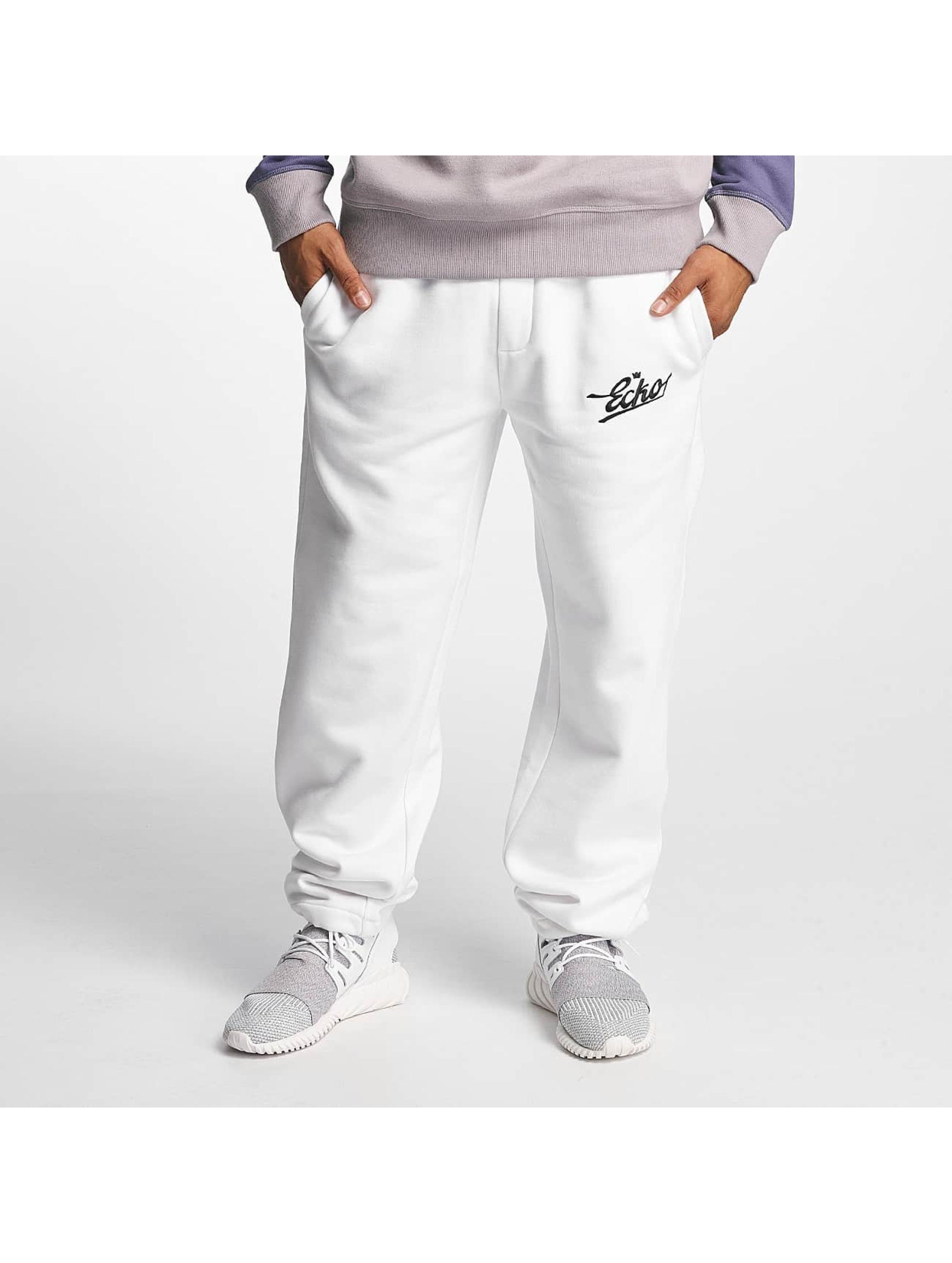 Ecko Unltd. / Sweat Pant Gordon`s Bay in white XL