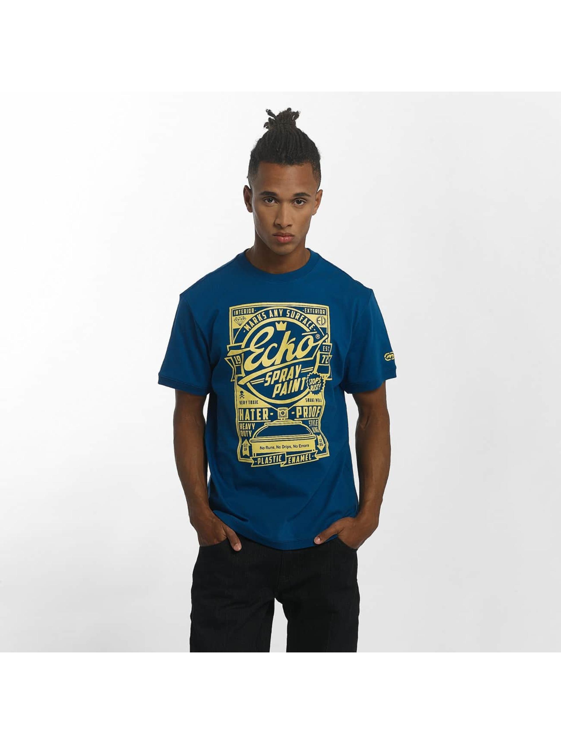 Ecko Unltd. / T-Shirt Gordon´s Bay in blue 4XL