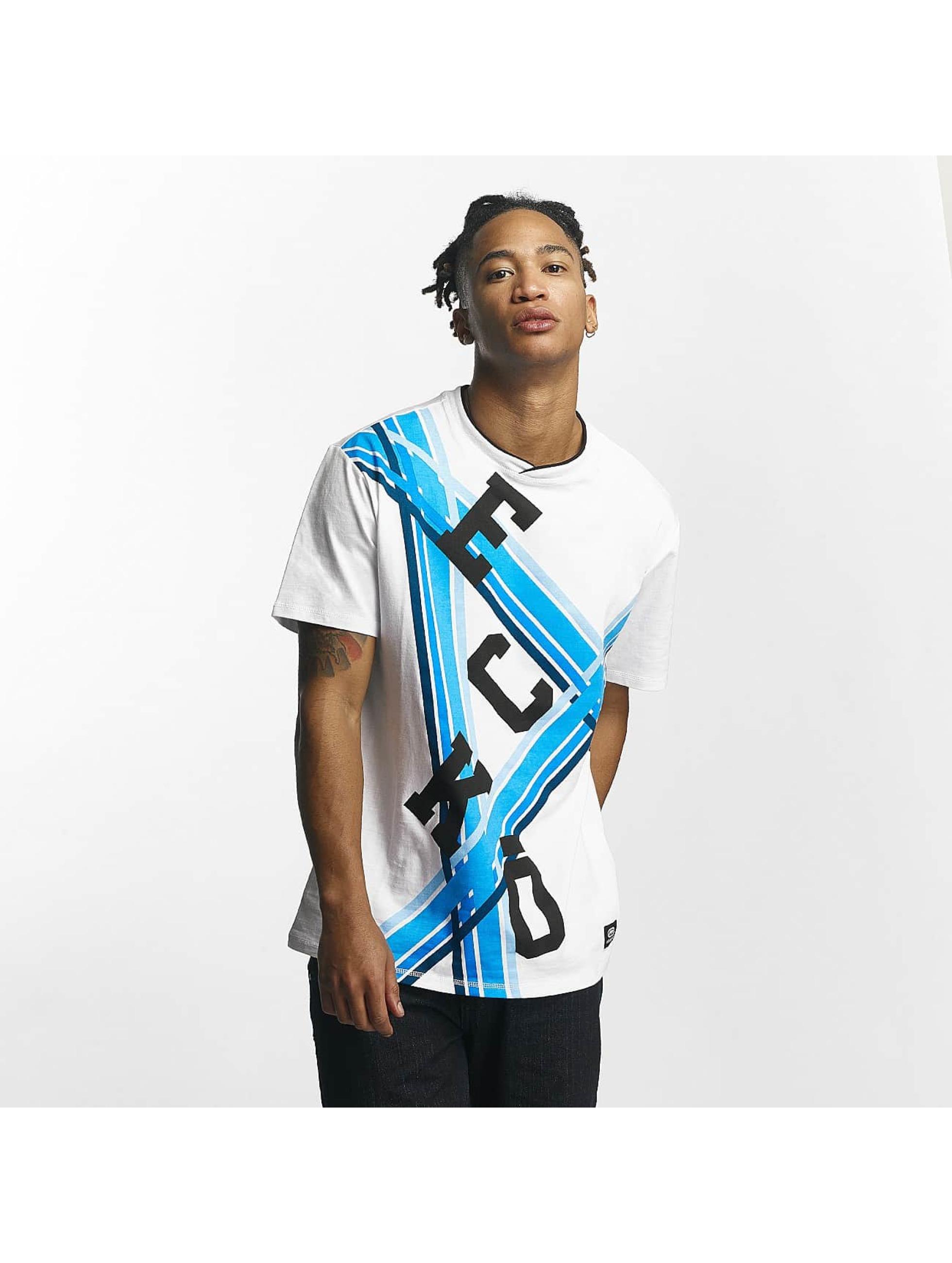 Ecko Unltd. / T-Shirt DolphinBay in white 3XL