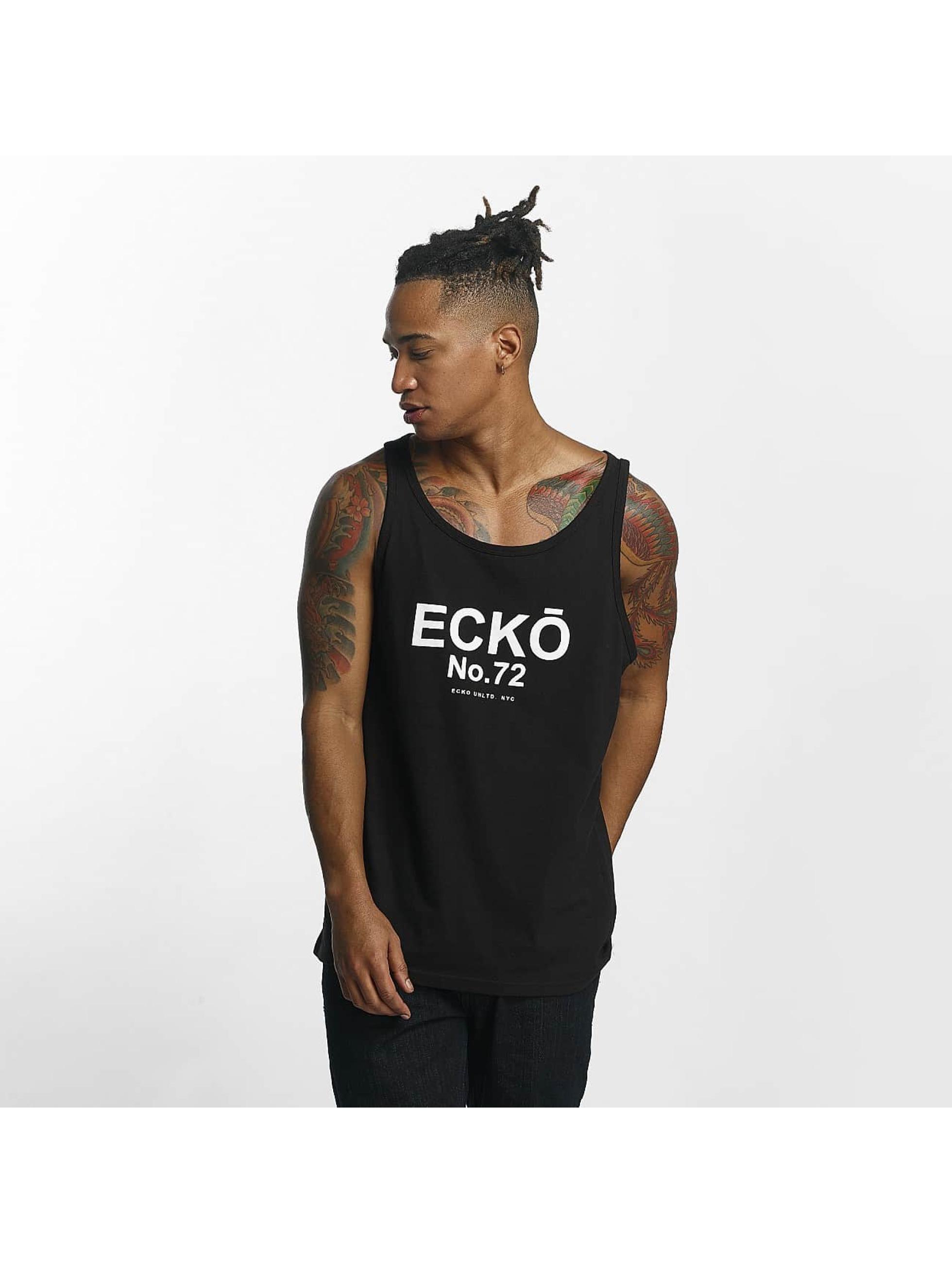 Ecko Unltd. / Tank Tops SkeletonCoast in black M