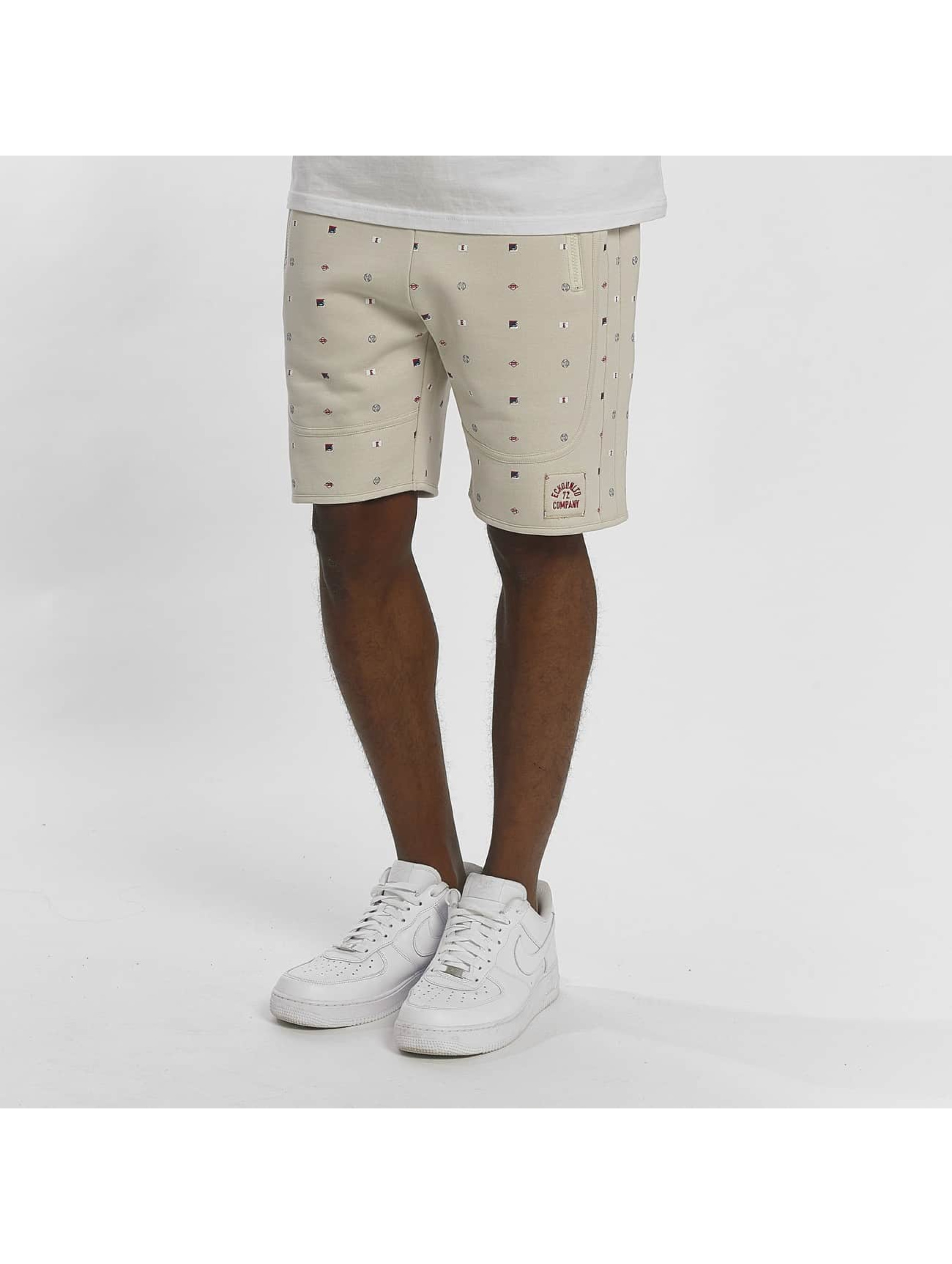 Ecko Unltd. / Short CapeVidal in beige 5XL