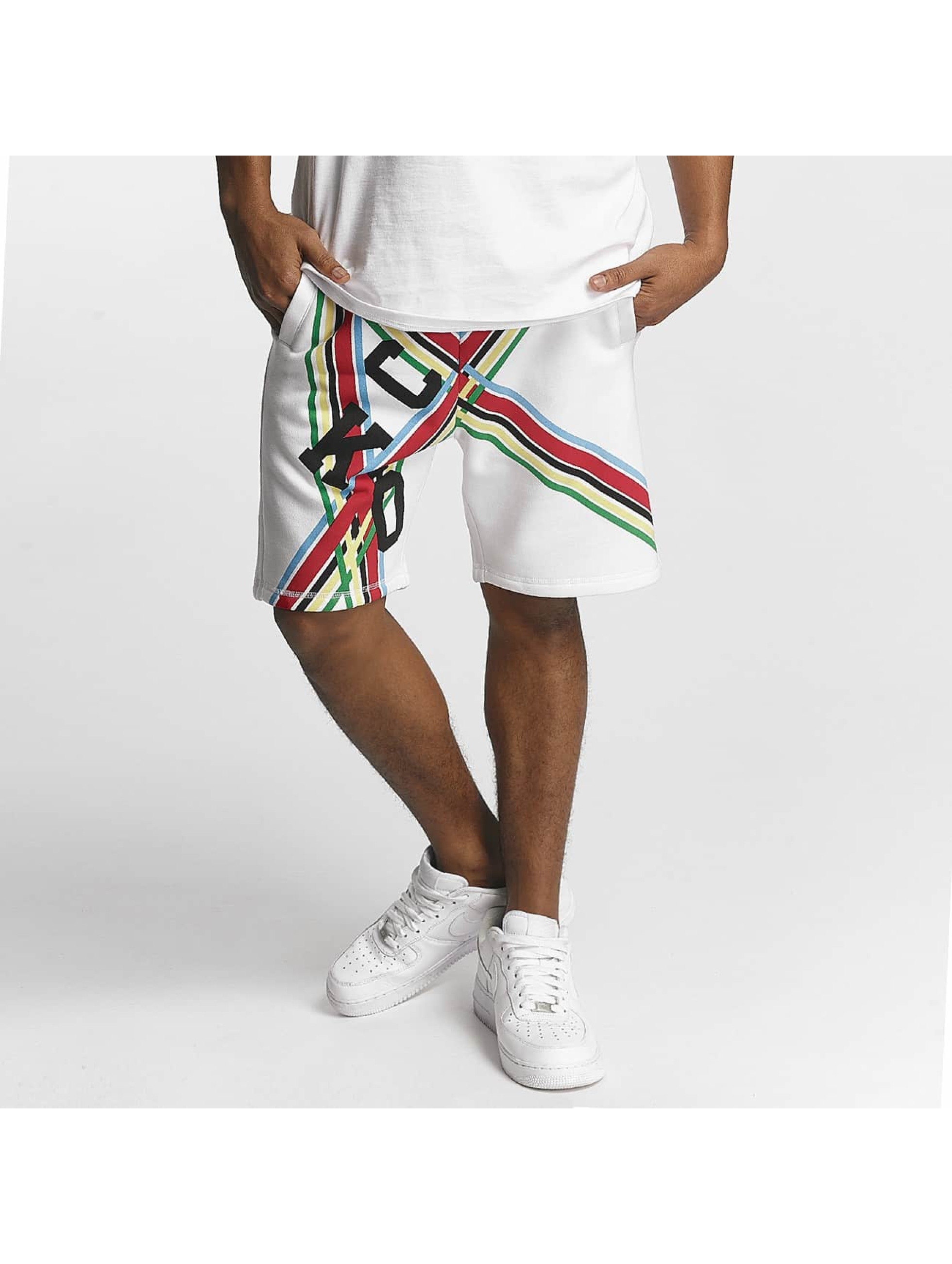 Ecko Unltd. / Short TourdÀfrique in white XL