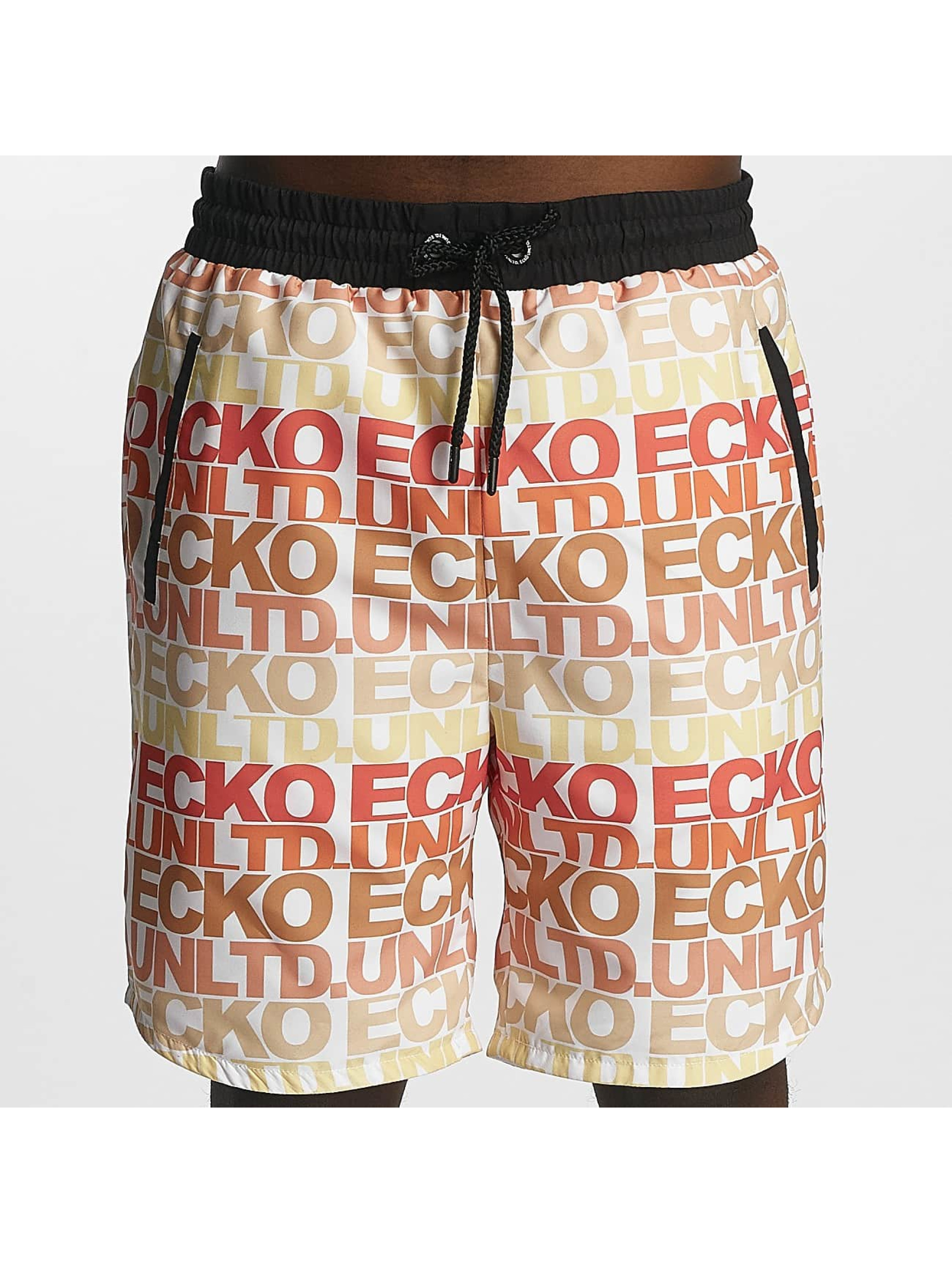 Ecko Unltd. / Short TroudÀrgent in orange 6XL