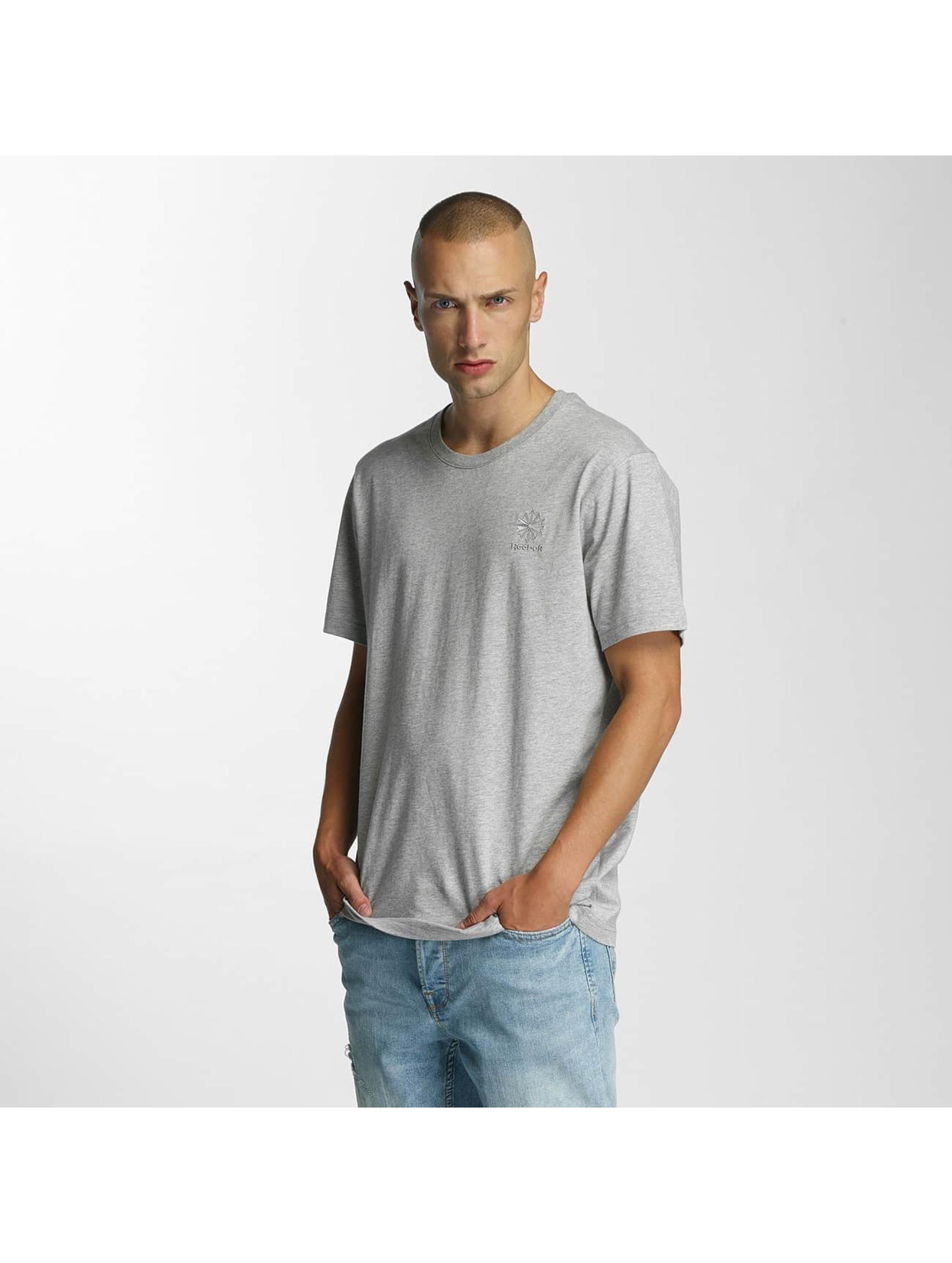 Reebok Männer T-Shirt F Franchise Star in grau