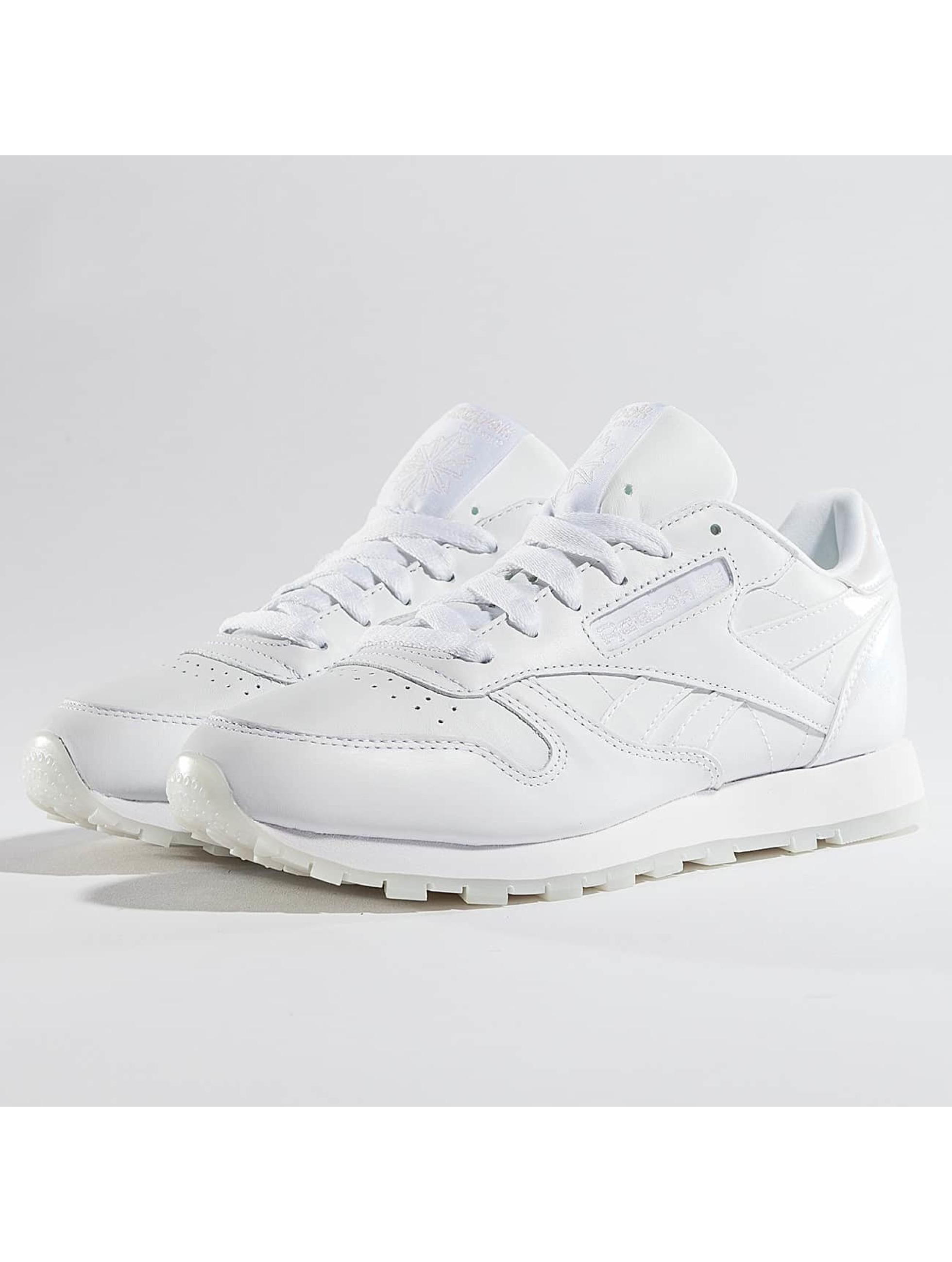 Reebok Frauen Sneaker Classic Leather in weiß