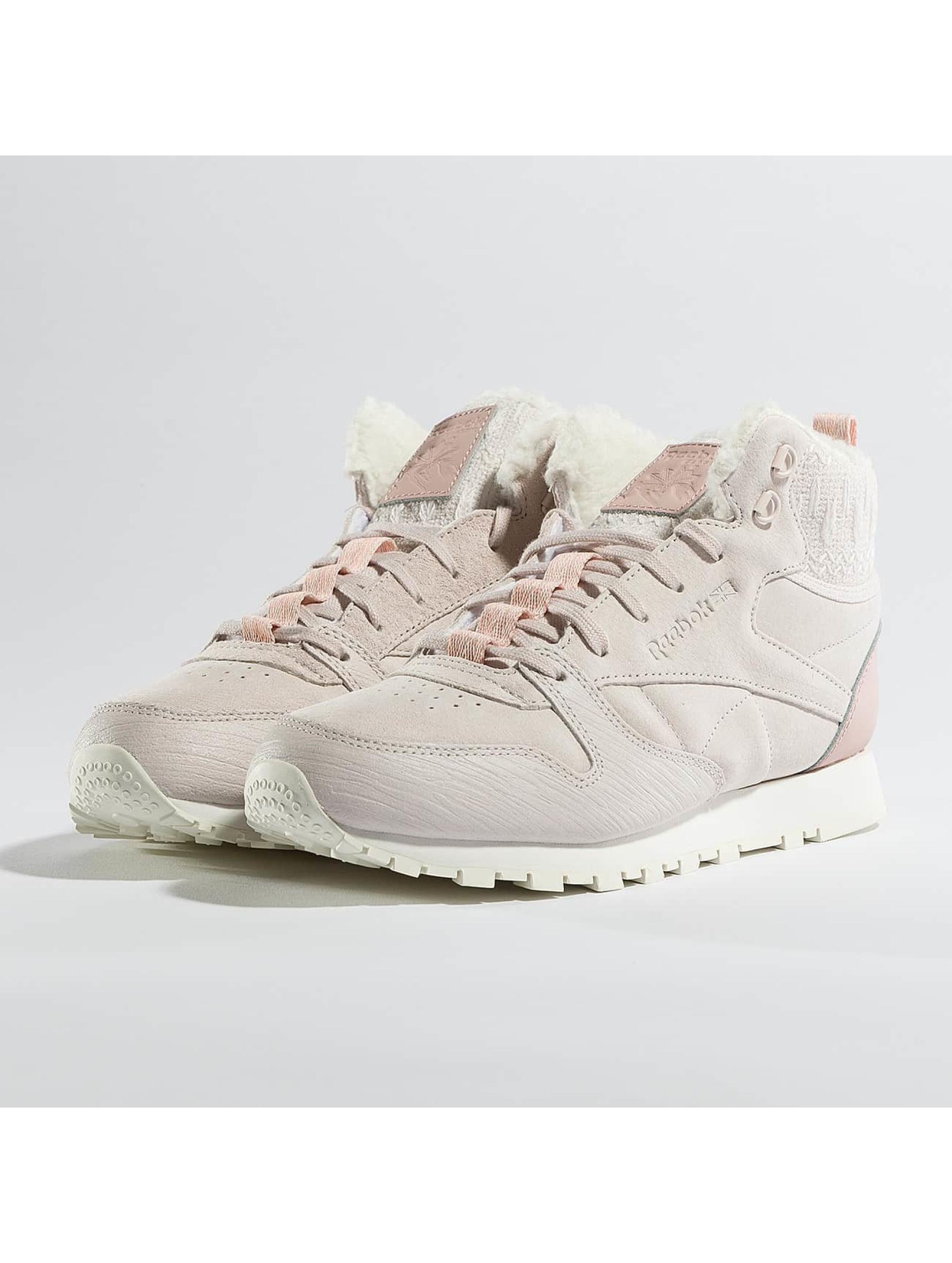 Reebok Frauen Sneaker Classic Leather Artic in rosa
