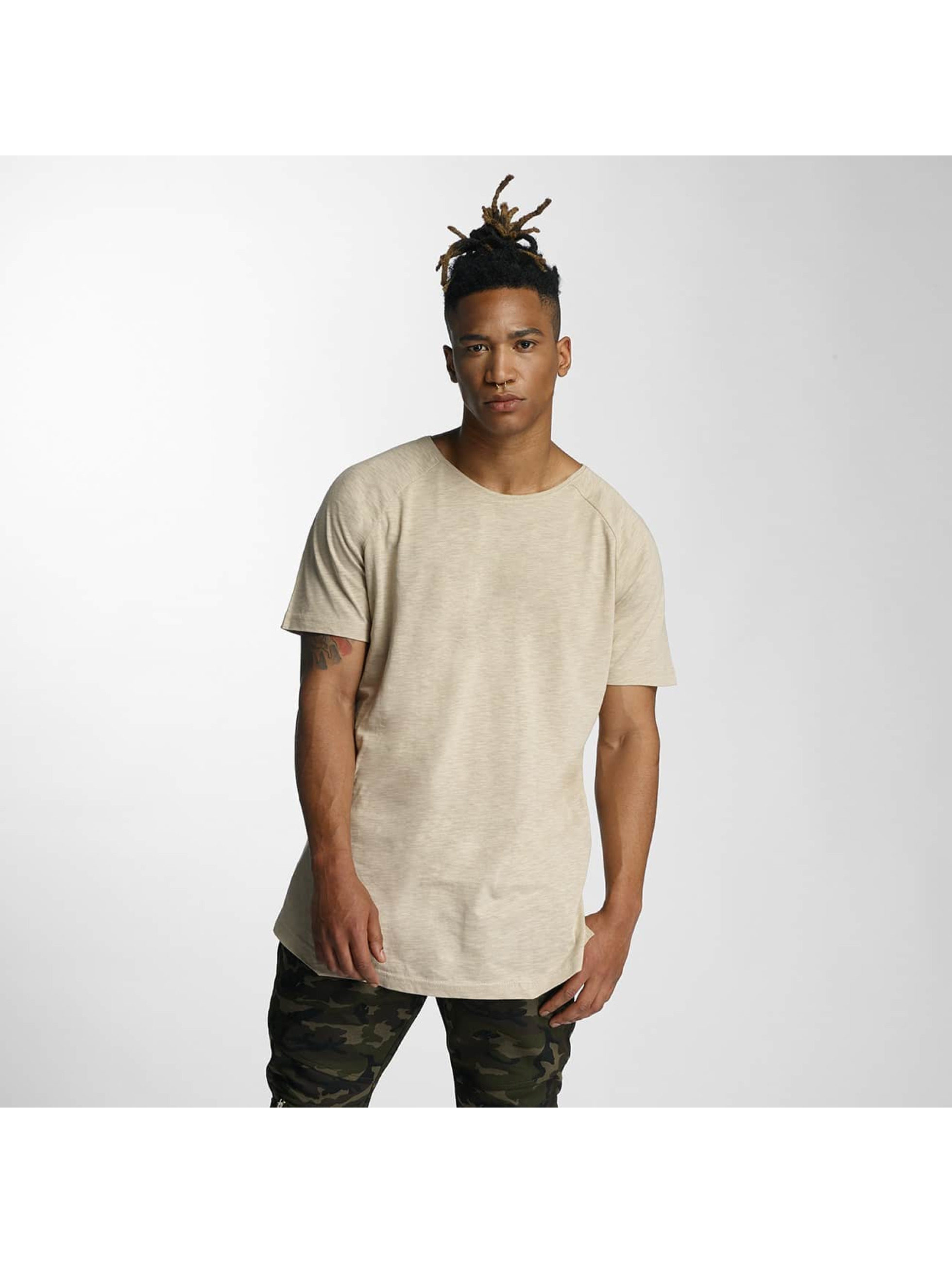 DEF Männer T-Shirt Future Xan Gang in beige