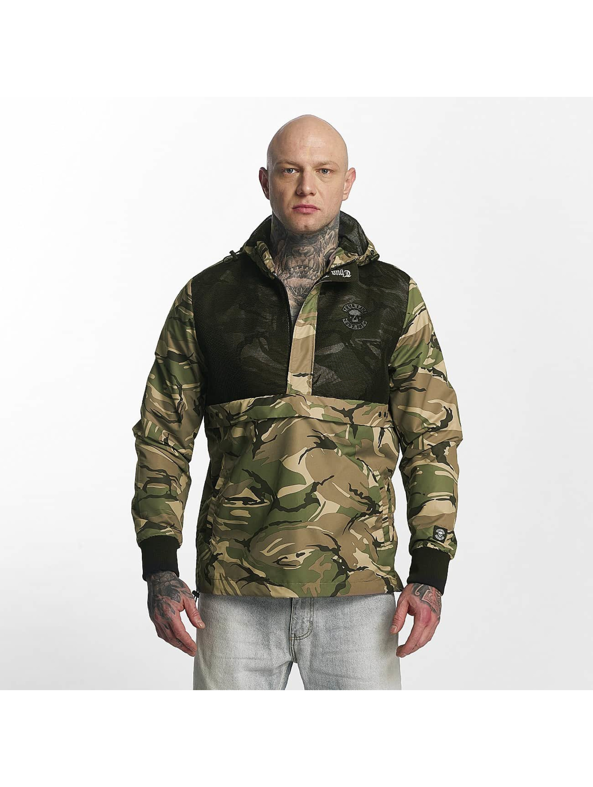 Thug Life / Lightweight Jacket Skin in green 3XL