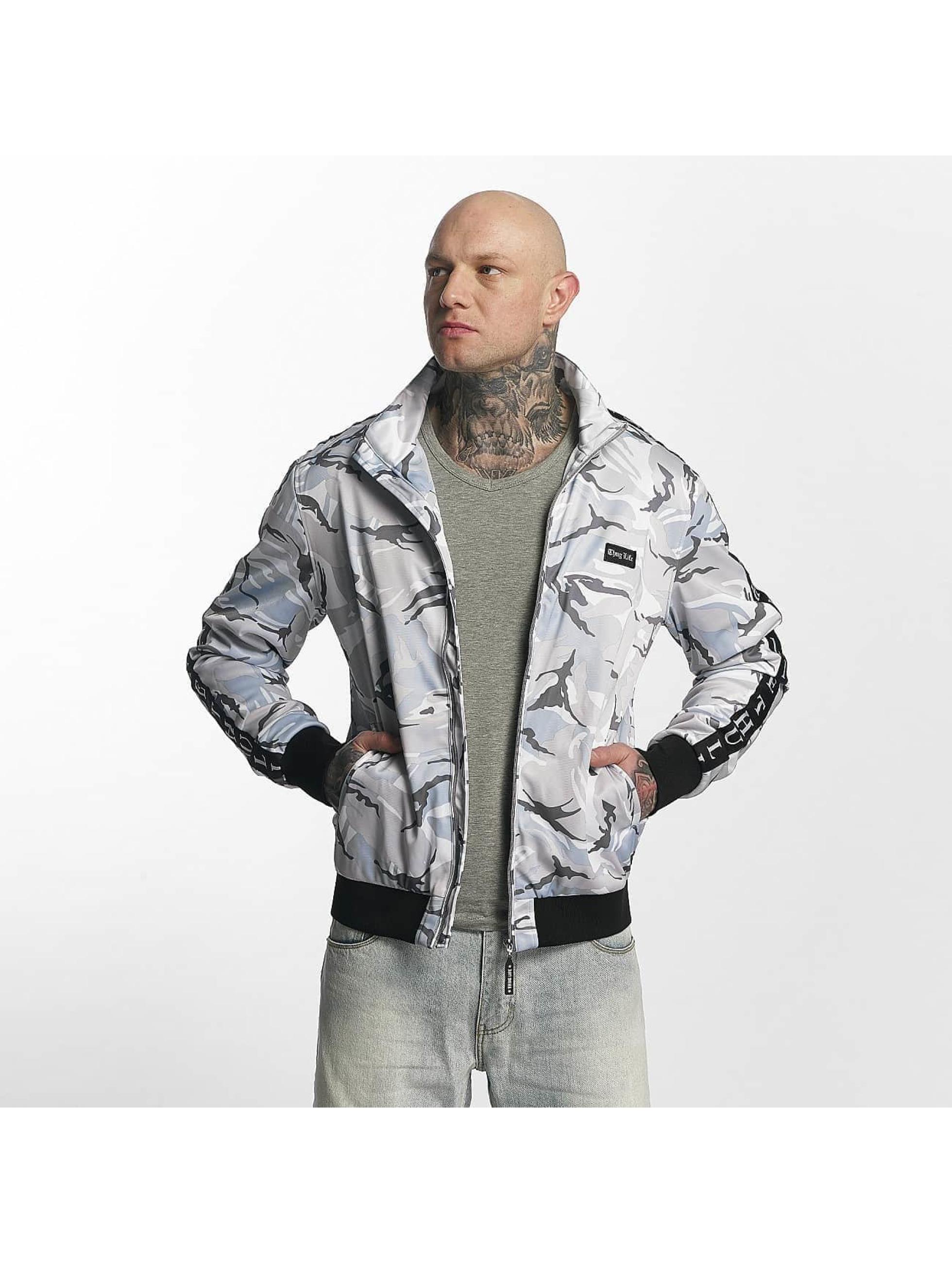Thug Life / Lightweight Jacket Wired in white XL