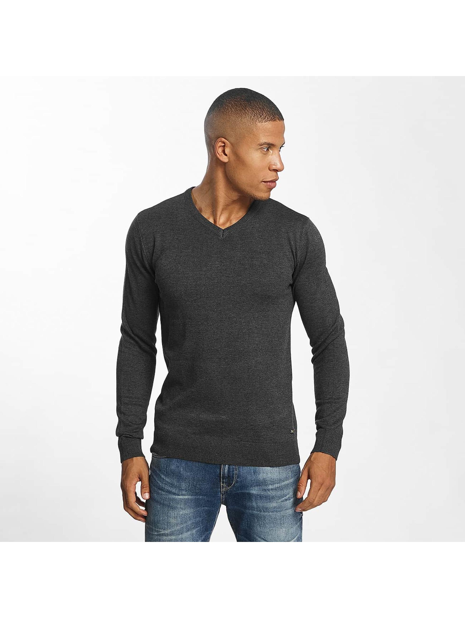 Petrol Industries Männer Pullover Knitwear in grau