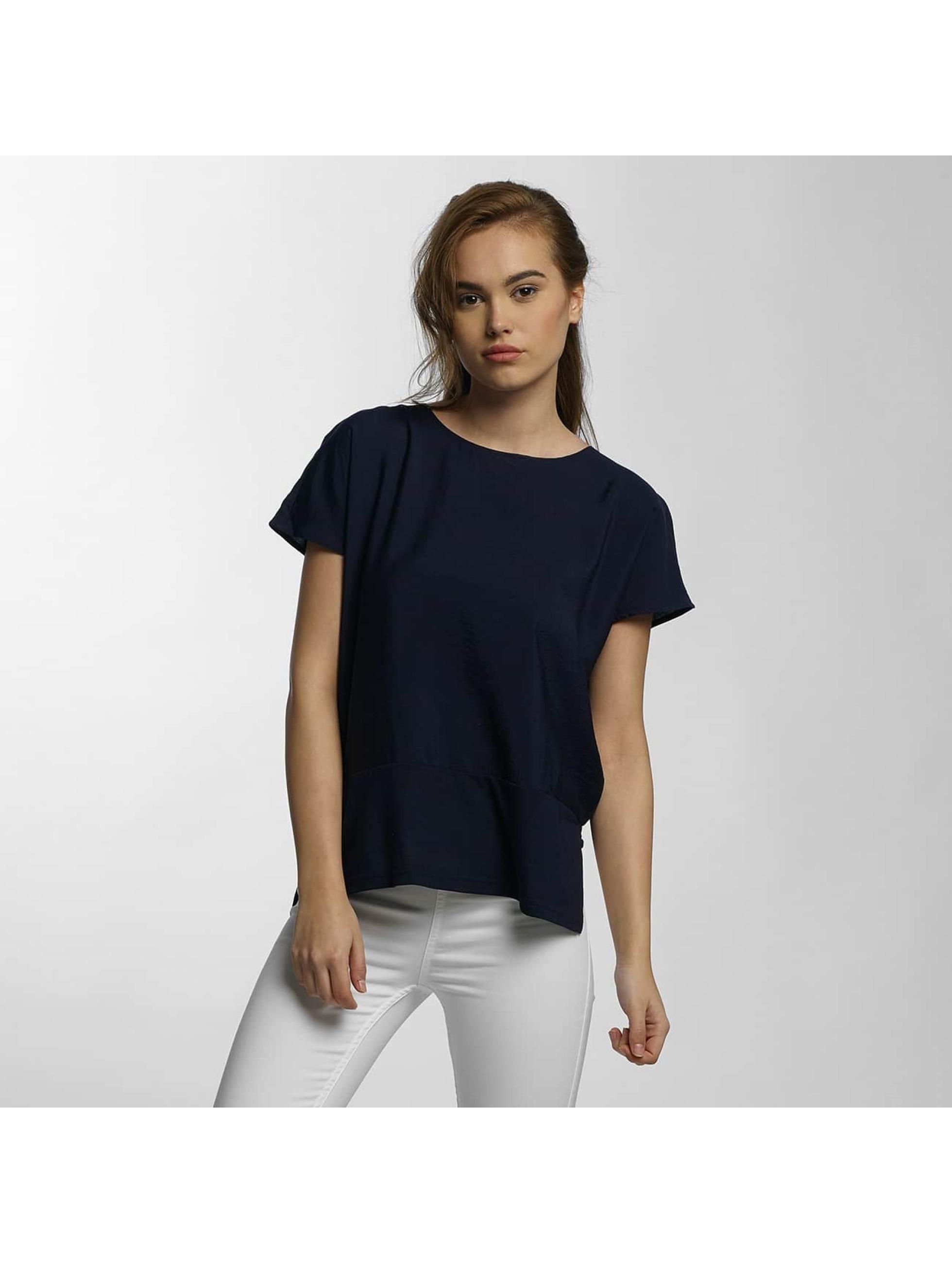 Vero Moda Frauen T-Shirt vmSatino in blau