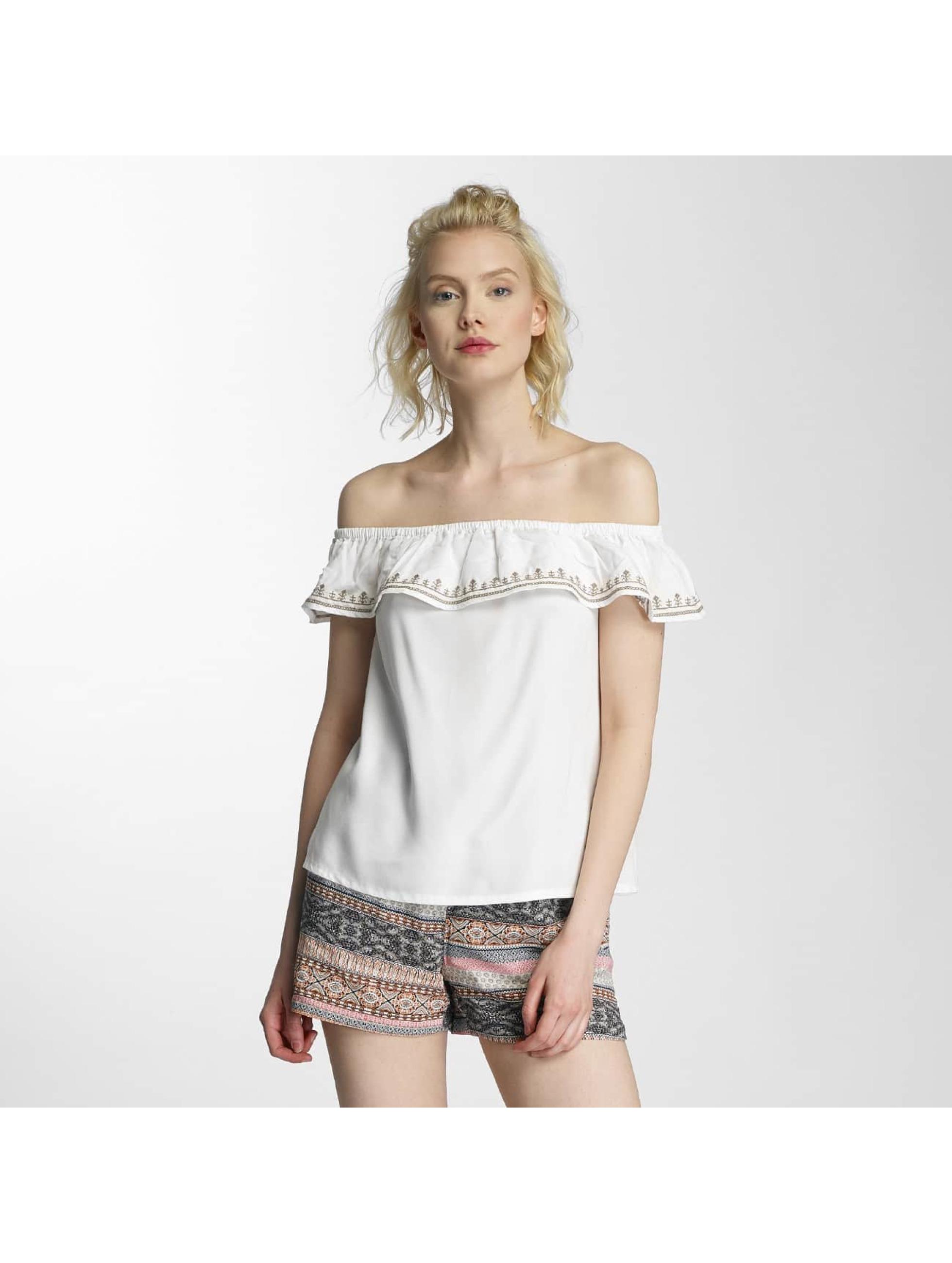 Vero Moda Frauen Bluse vmKatinka in weiß