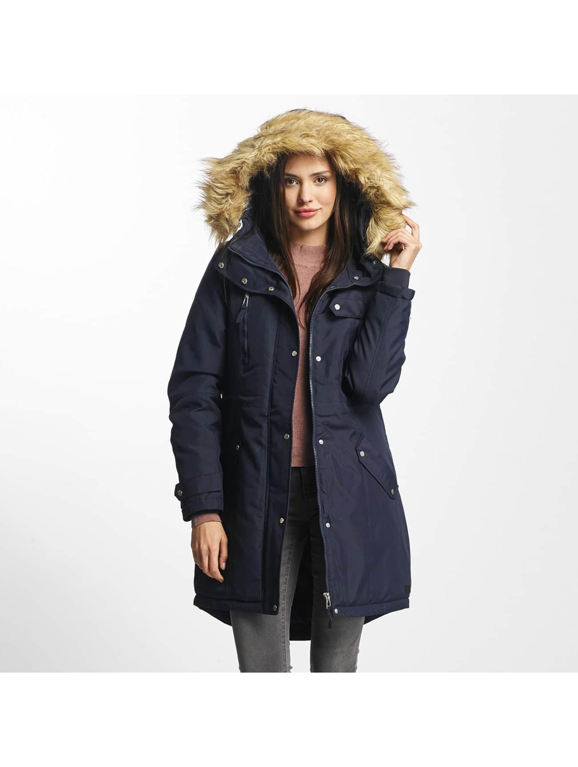 Vero Moda Frauen Mantel 10179246 in blau