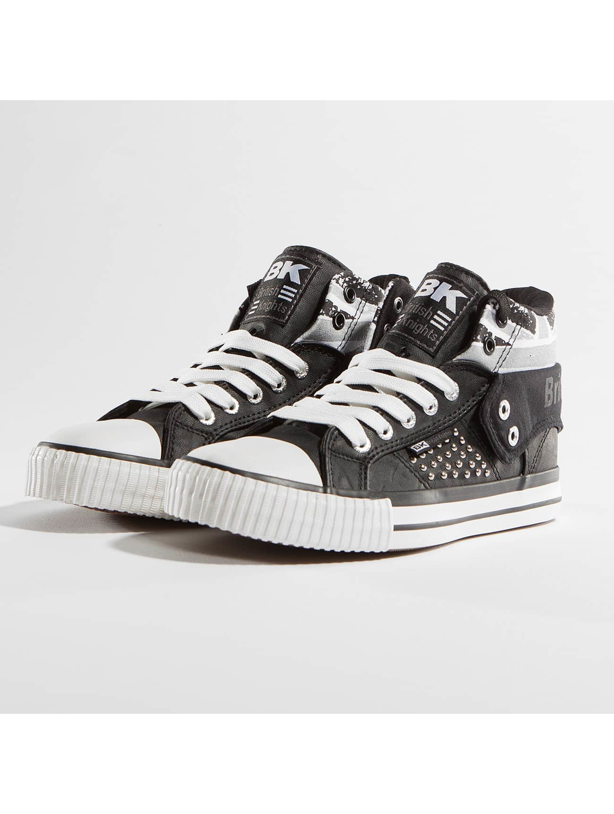british knights damen schuhe sneaker roco pu rivets ebay. Black Bedroom Furniture Sets. Home Design Ideas