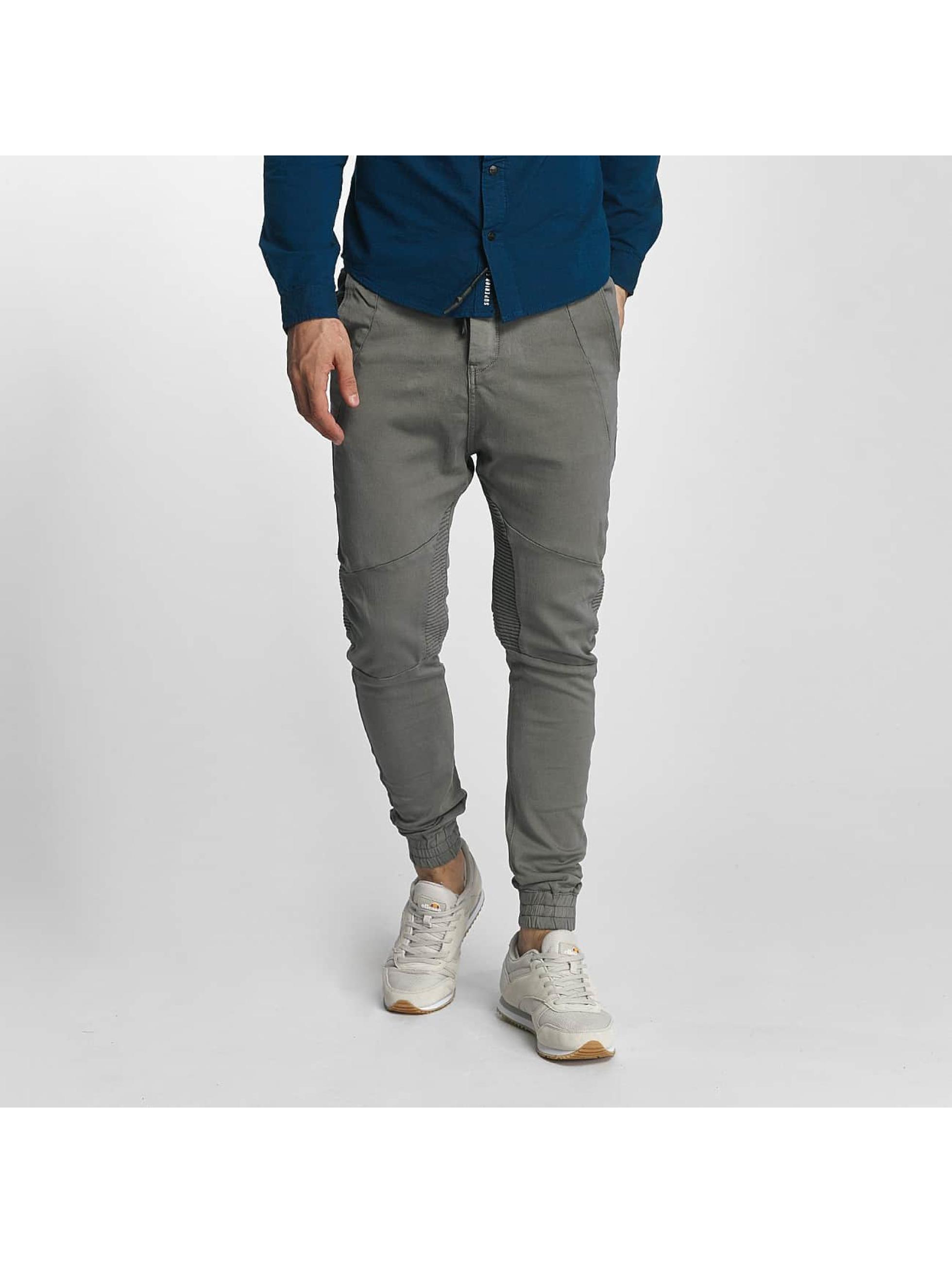Urban Surface Männer Jogginghose Colour Jogg in grau